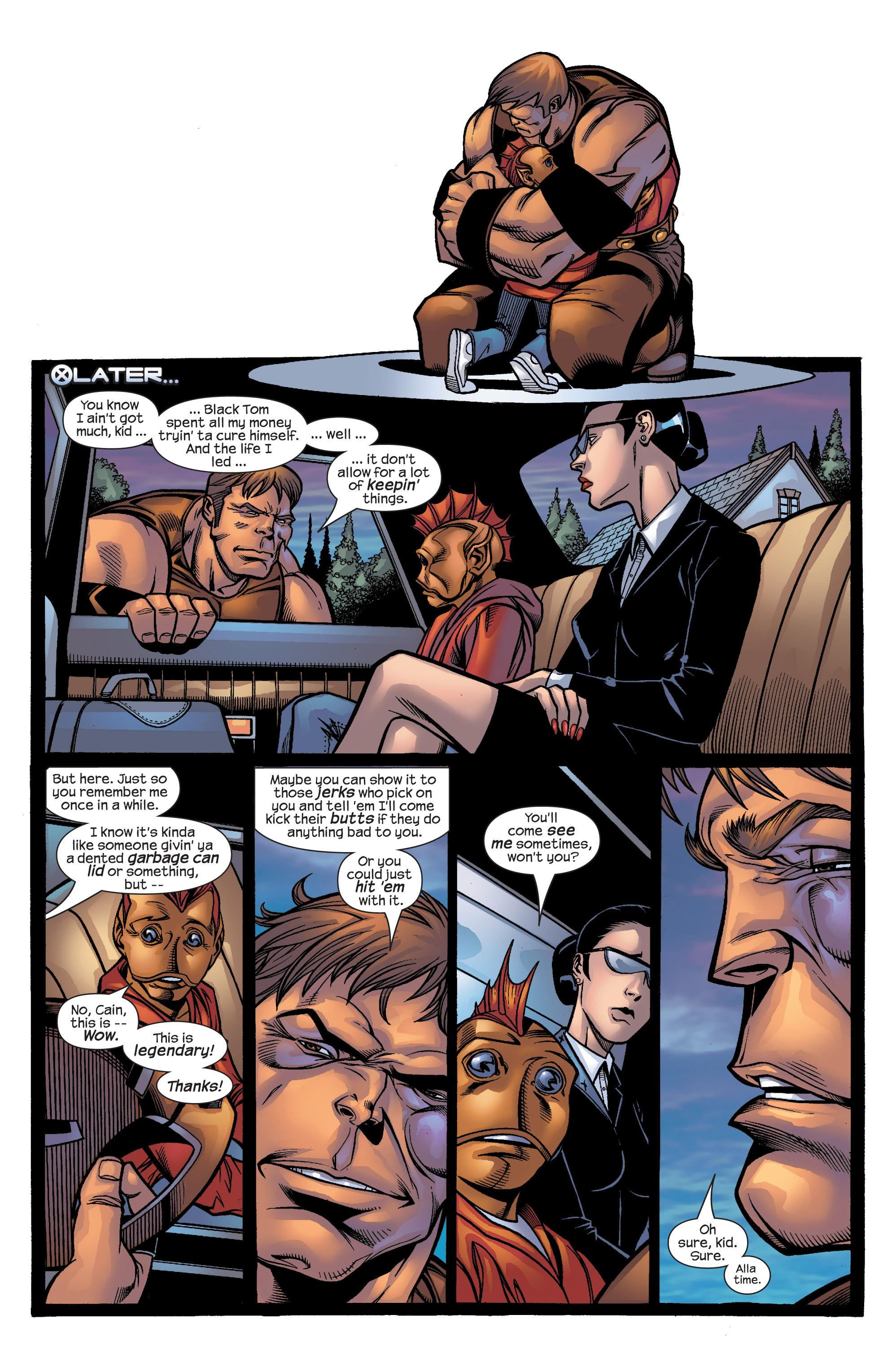 Read online Uncanny X-Men (1963) comic -  Issue #422 - 35