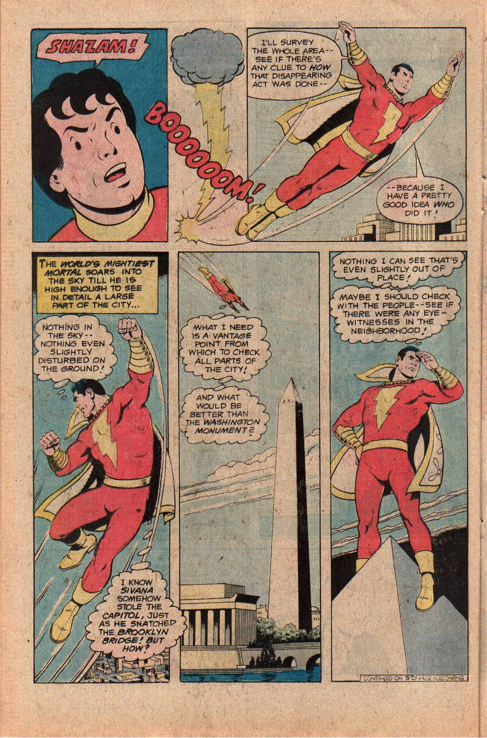 Read online Shazam! (1973) comic -  Issue #26 - 16