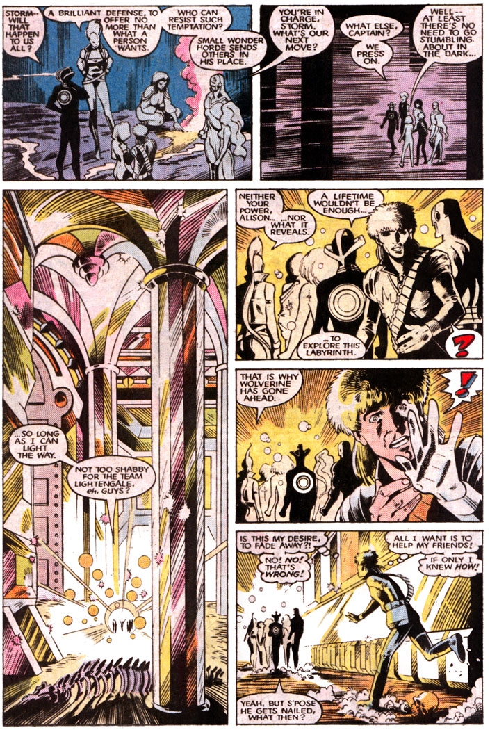 Uncanny X-Men (1963) issue _Annual_11 - Page 20