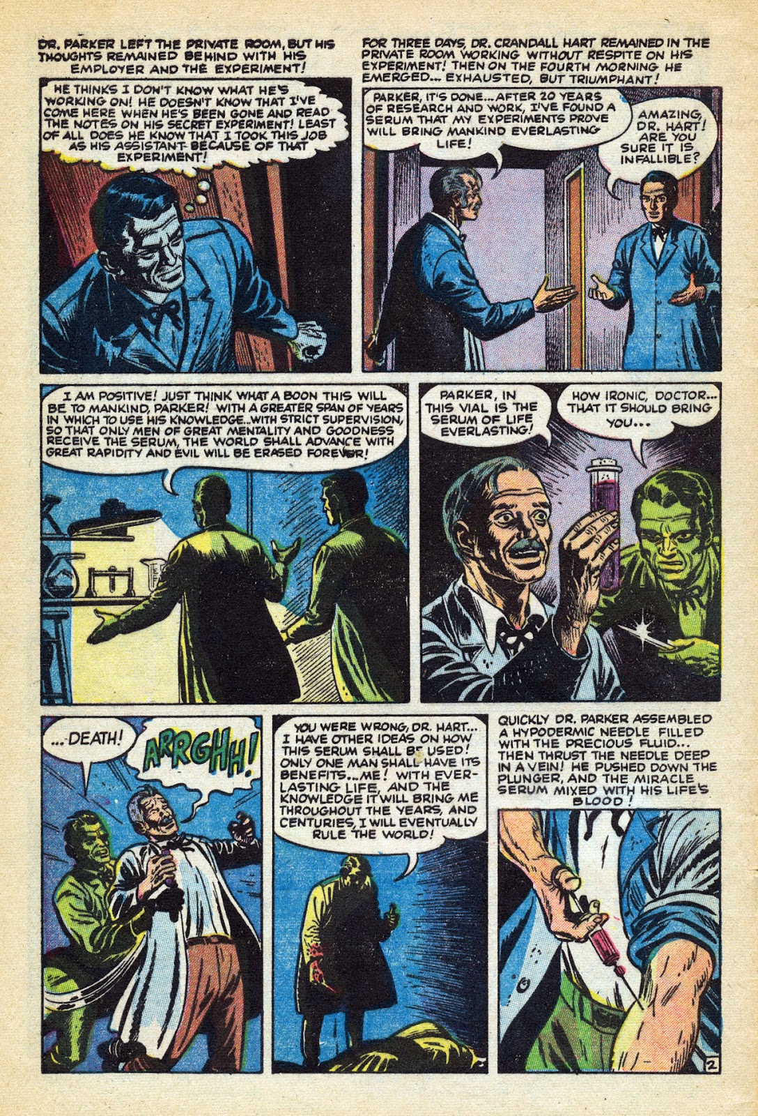 Suspense issue 14 - Page 5