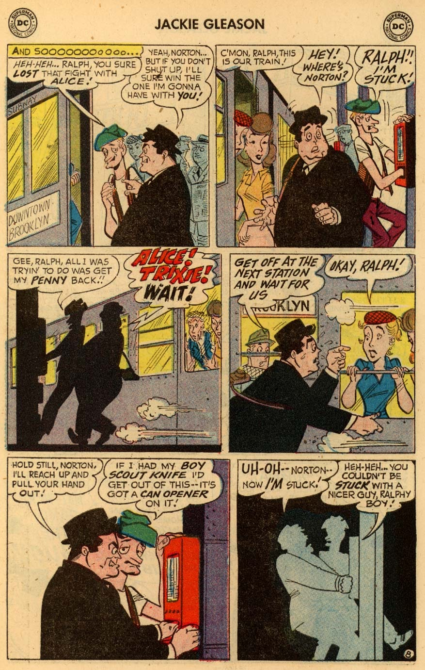 Jackie Gleason and the Honeymooners issue 8 - Page 10