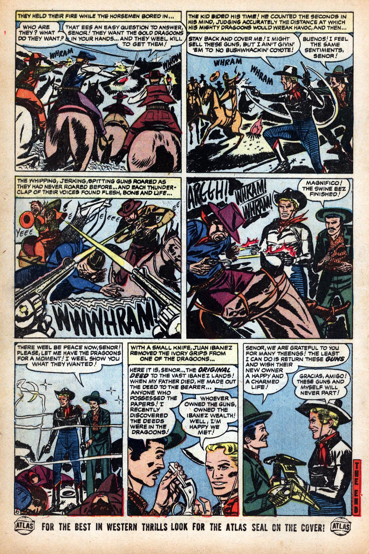 Read online Two-Gun Kid comic -  Issue #15 - 8