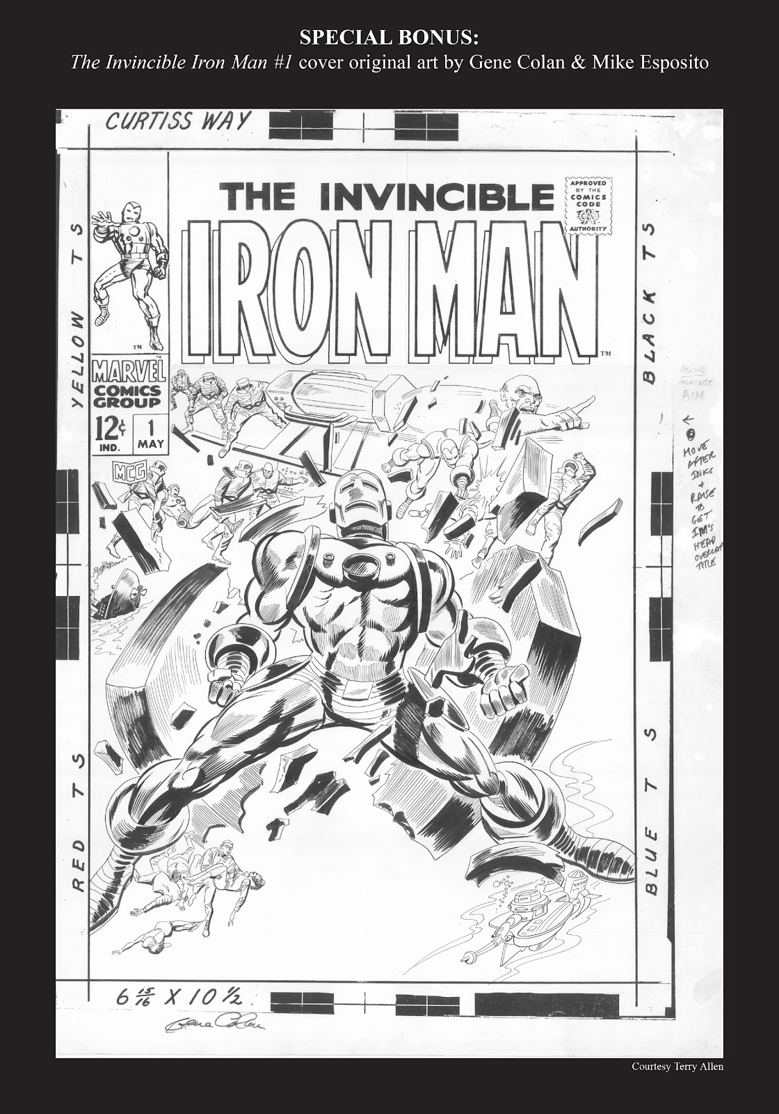 Read online Marvel Masterworks: The Invincible Iron Man comic -  Issue # TPB 4 (Part 3) - 45