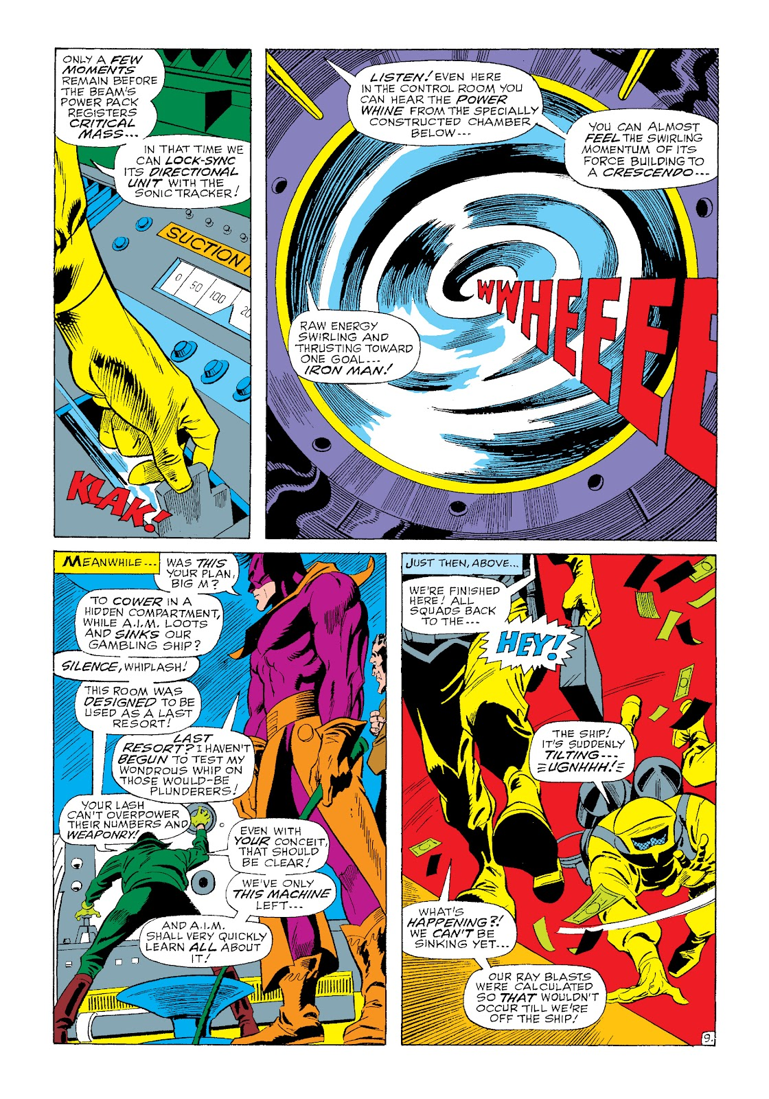 Read online Marvel Masterworks: The Invincible Iron Man comic -  Issue # TPB 4 (Part 3) - 21