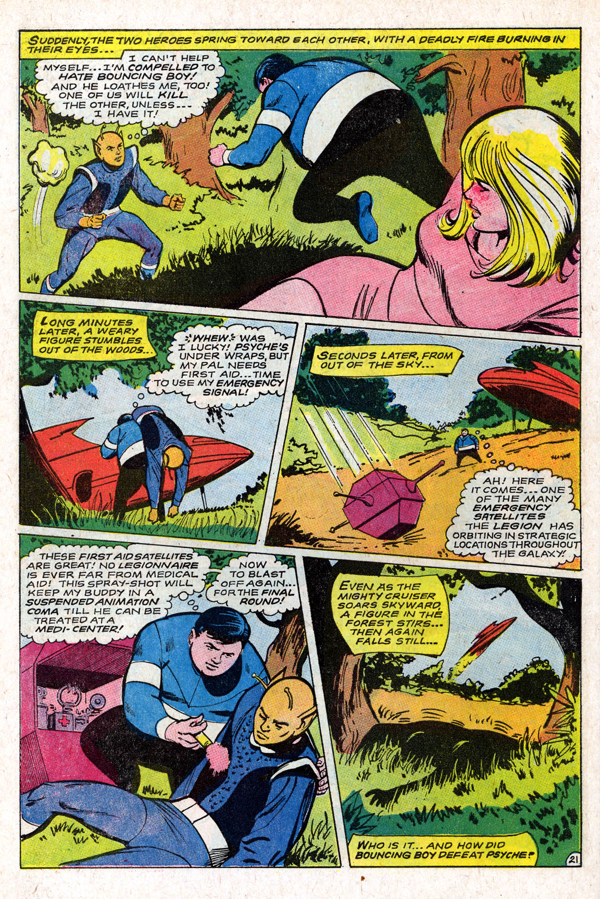 Read online Adventure Comics (1938) comic -  Issue #375 - 29