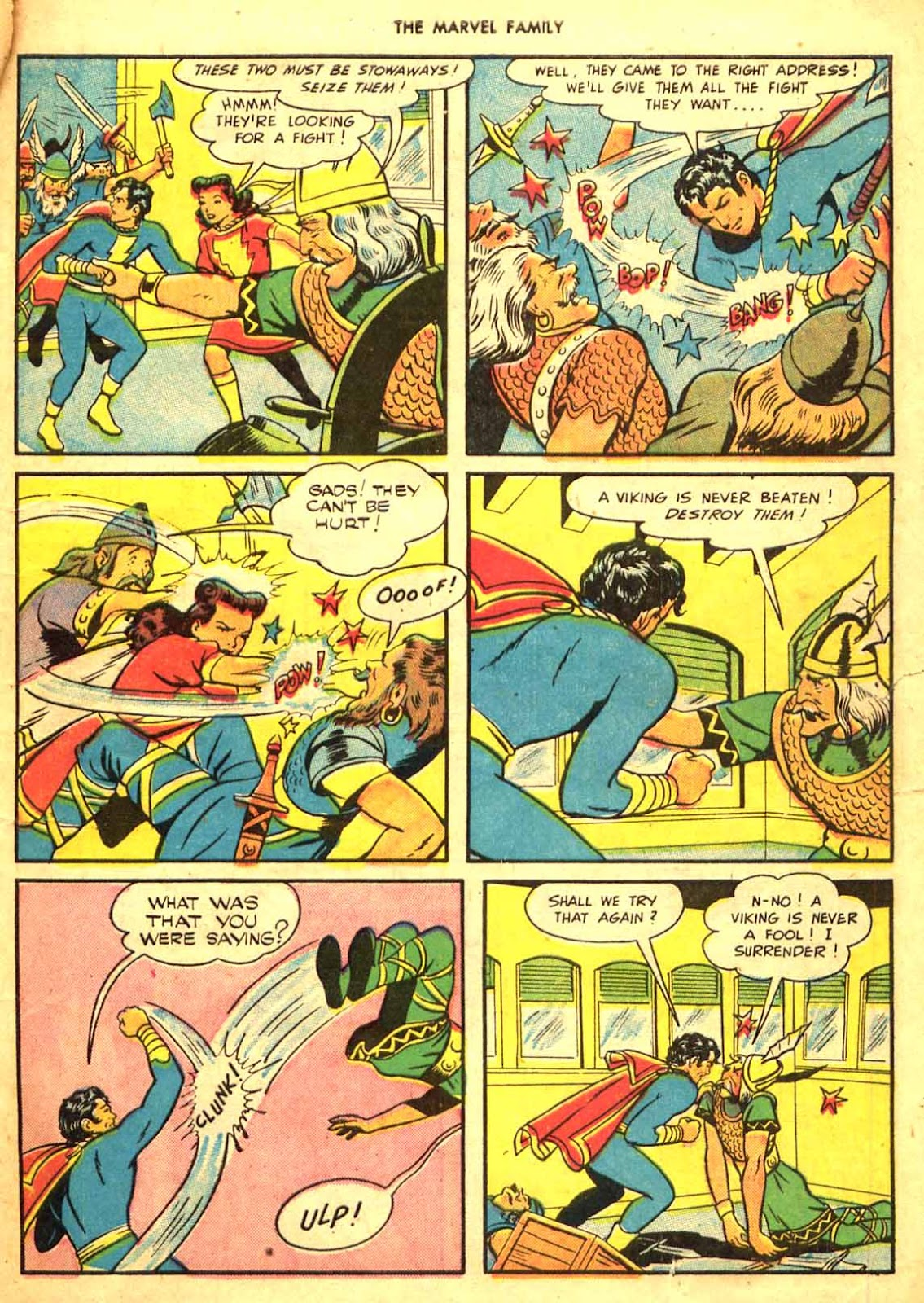 The Marvel Family issue 9 - Page 9