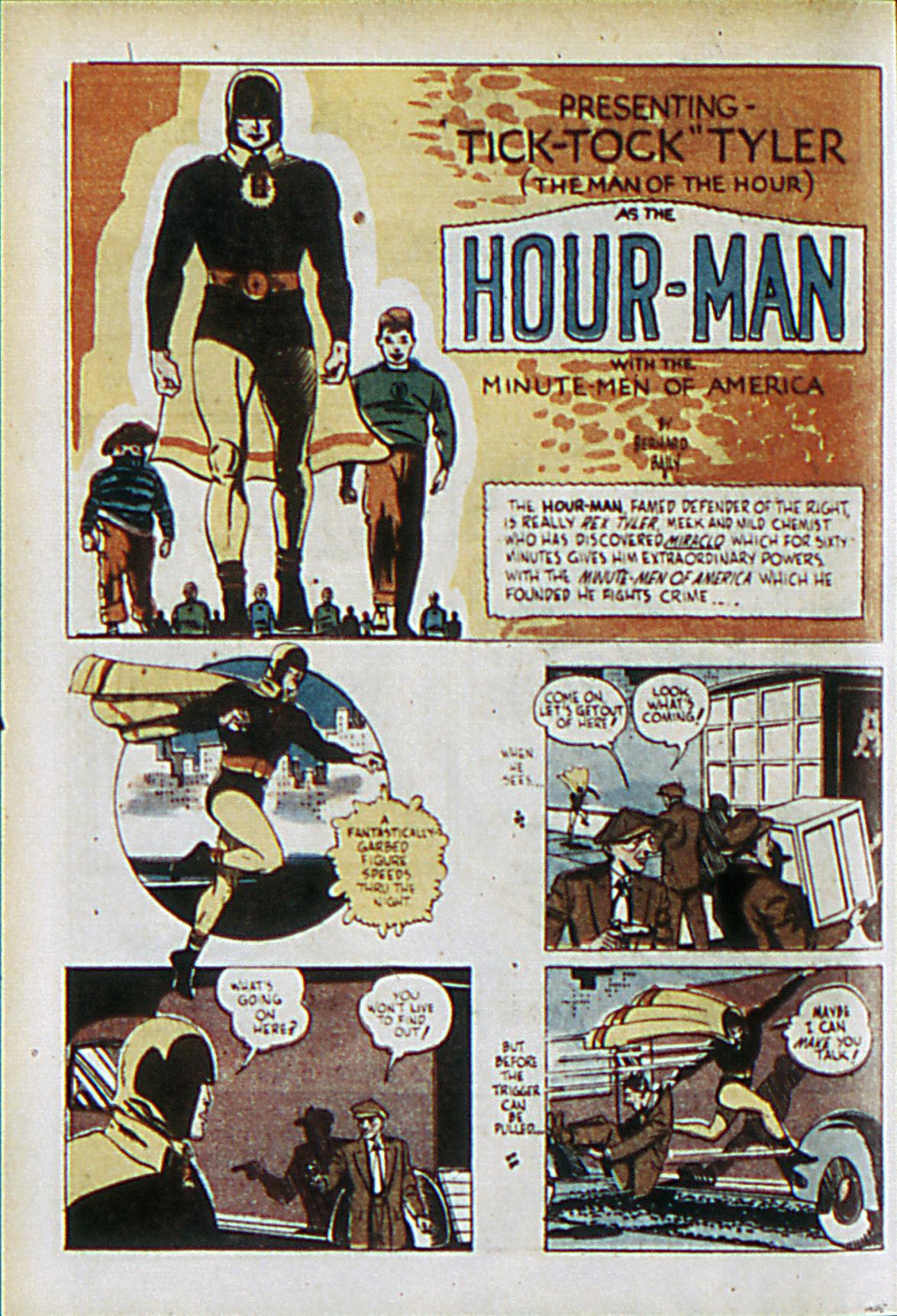 Read online Adventure Comics (1938) comic -  Issue #61 - 33