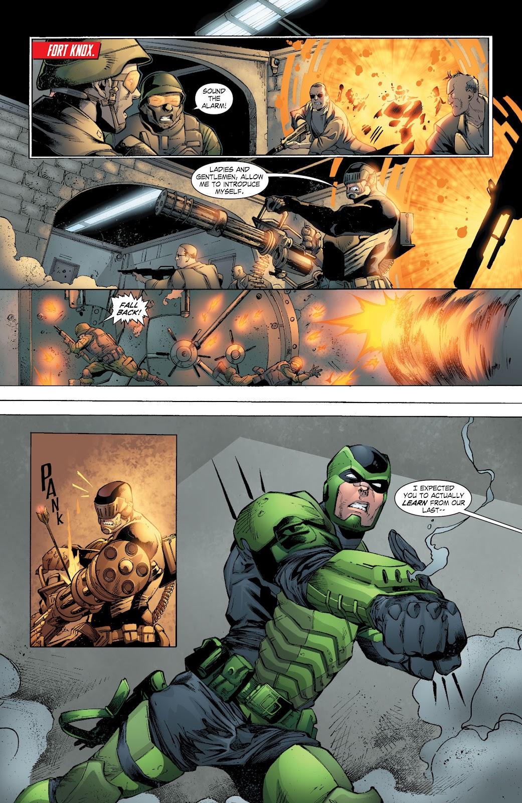 Read online Smallville Season 11 [II] comic -  Issue # TPB 7 - 112