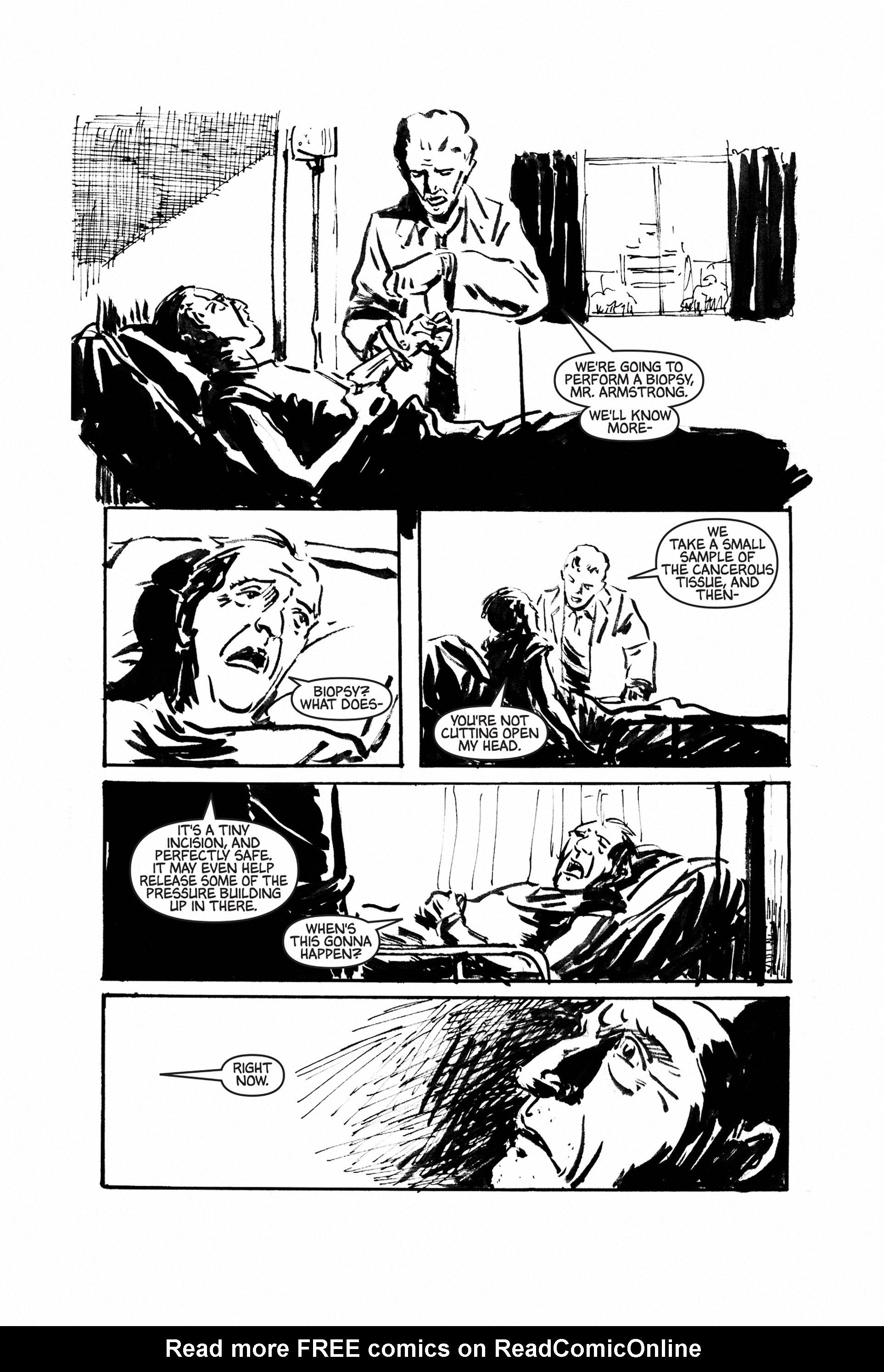 Read online Tumor comic -  Issue # TPB - 56