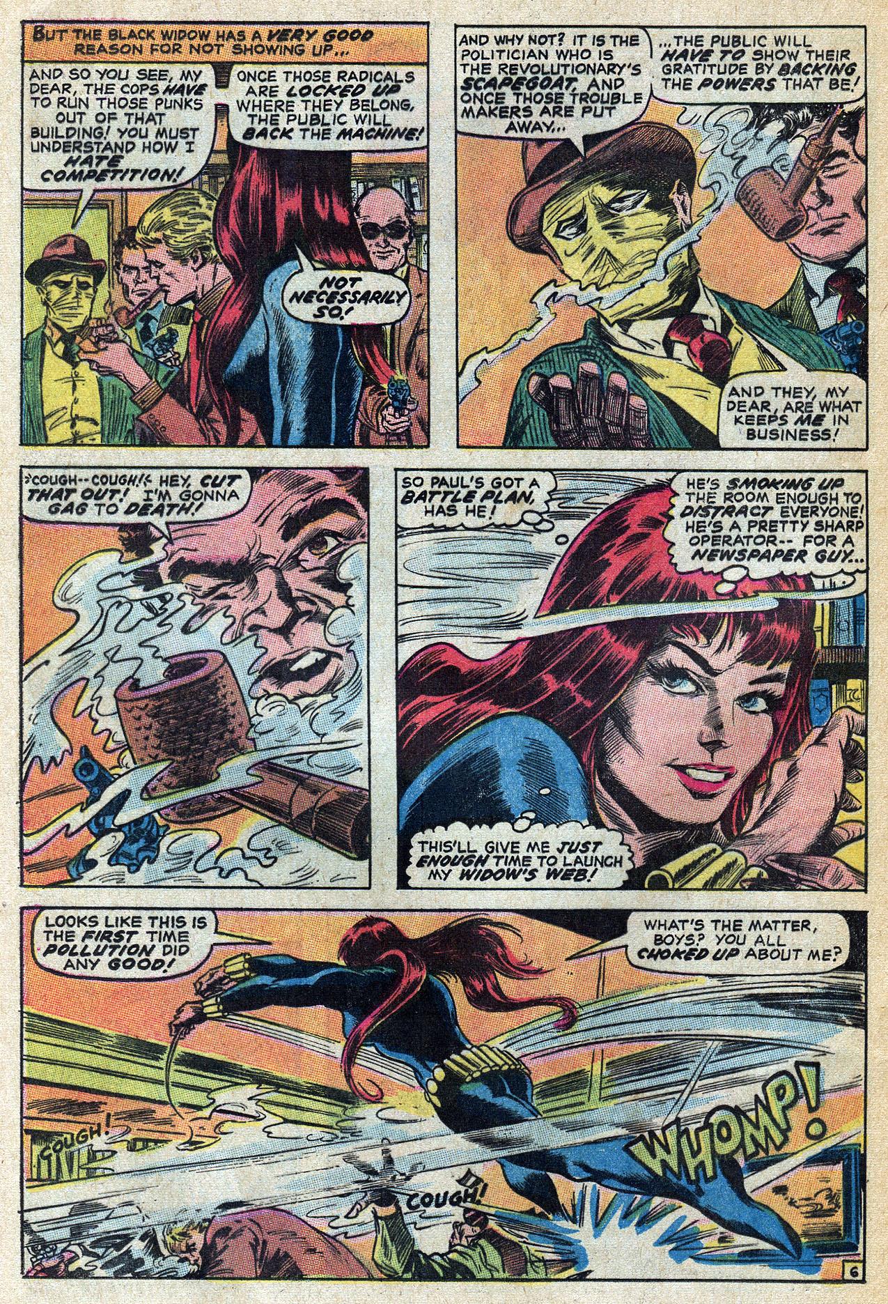 Read online Amazing Adventures (1970) comic -  Issue #4 - 24