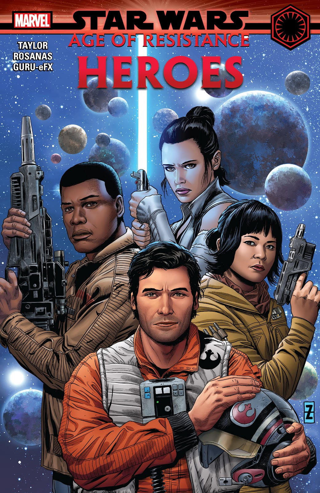 Read online Star Wars: Age of Republic: Heroes comic -  Issue # TPB - 1