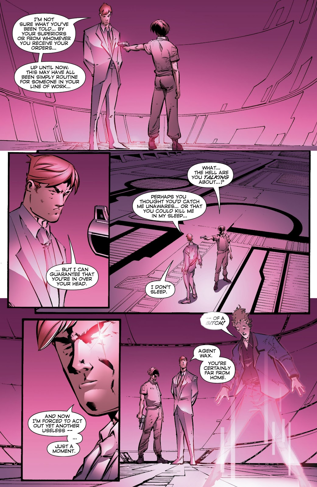Wildcats Version 3.0 Issue #22 #22 - English 12