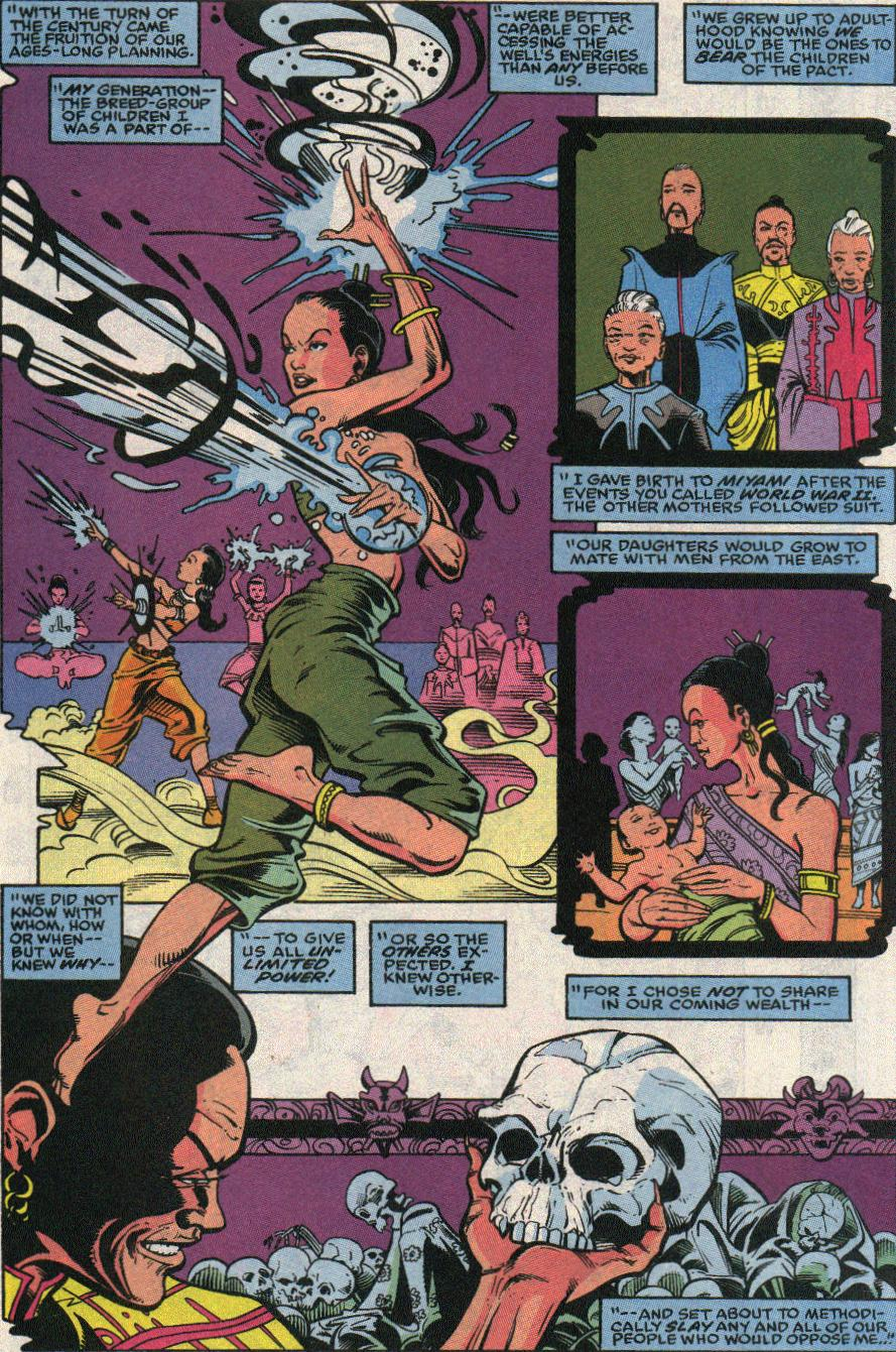 The New Warriors Issue #24 #28 - English 18