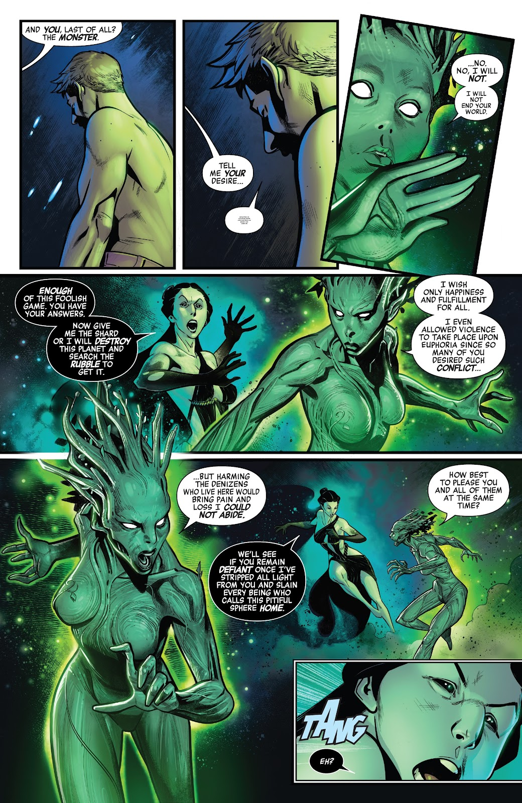 Read online Avengers No Road Home comic -  Issue #9 - 10