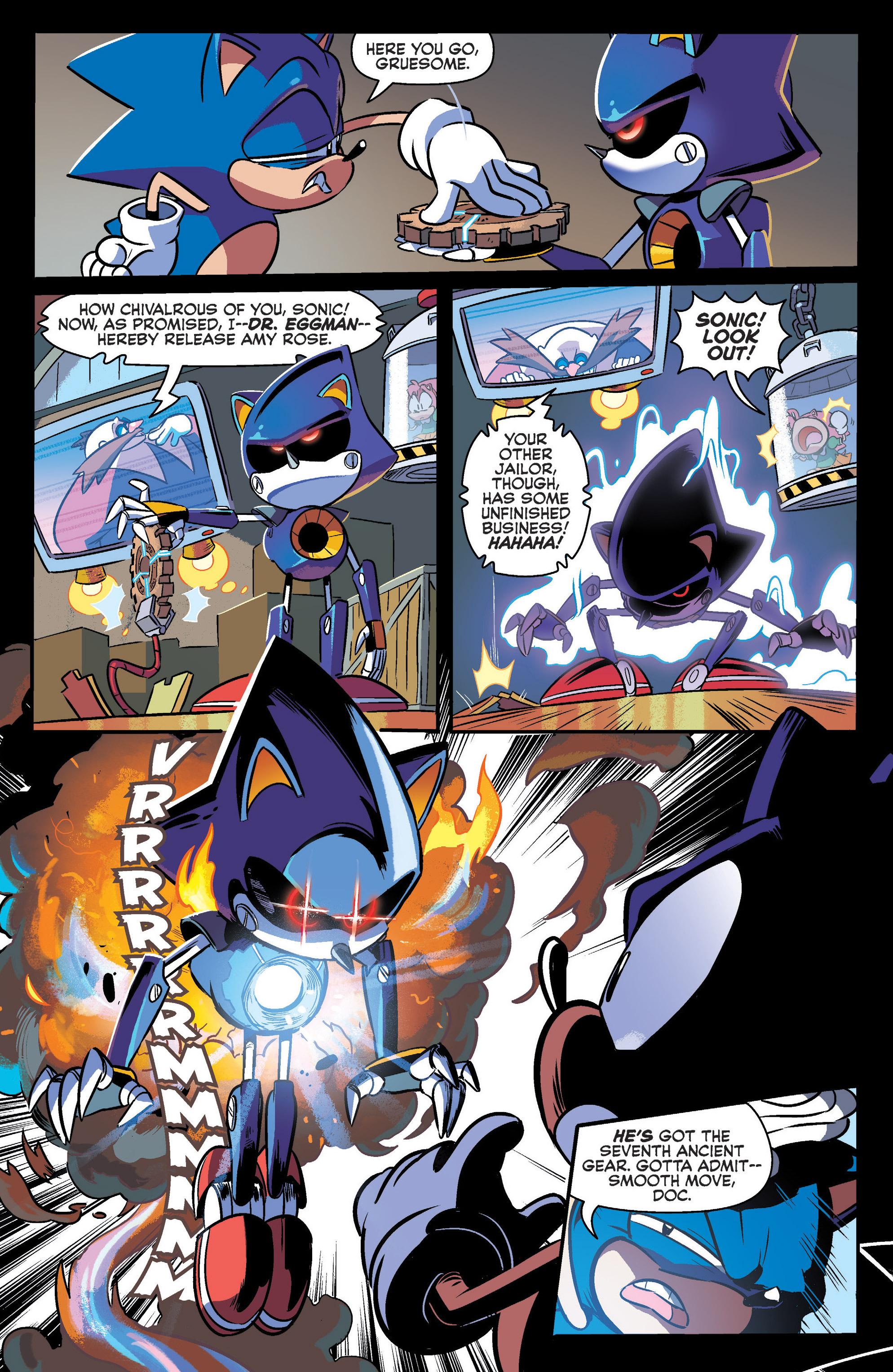 Read online Sonic Mega Drive: Next Level comic -  Issue # Full - 27