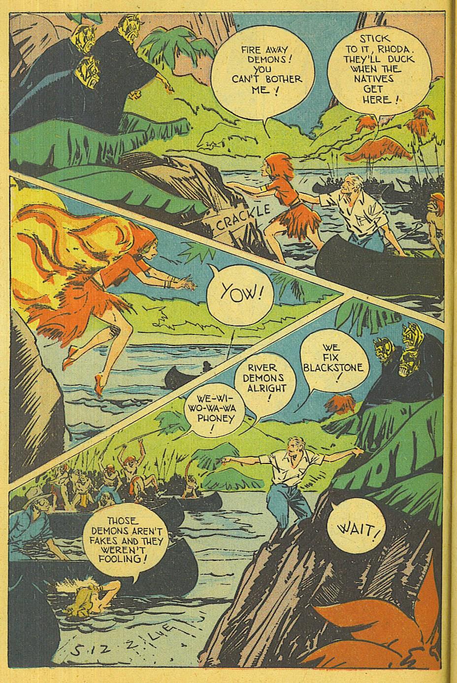 Read online Super-Magician Comics comic -  Issue #39 - 13