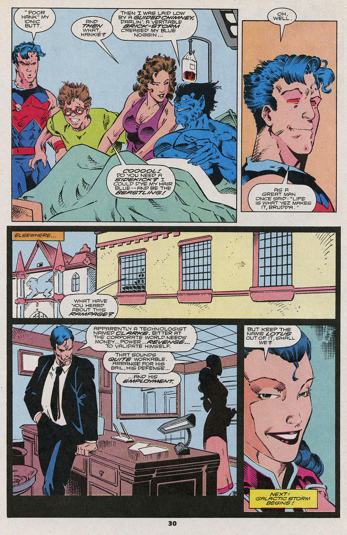 Read online Wonder Man (1991) comic -  Issue #6 - 24