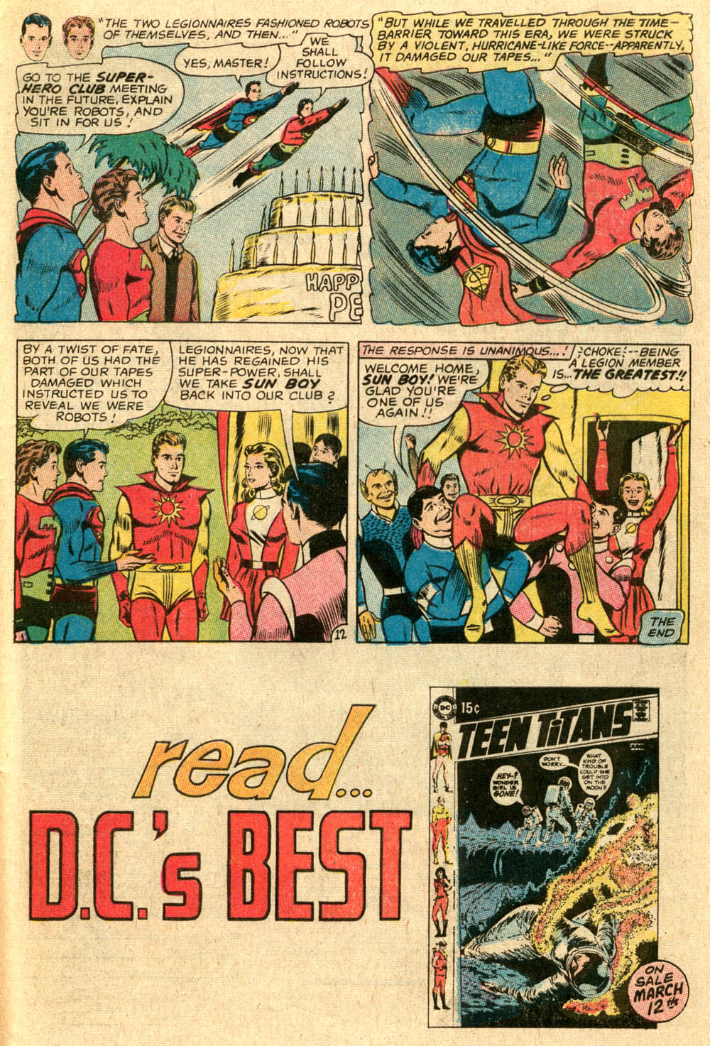 Read online Action Comics (1938) comic -  Issue #388 - 33