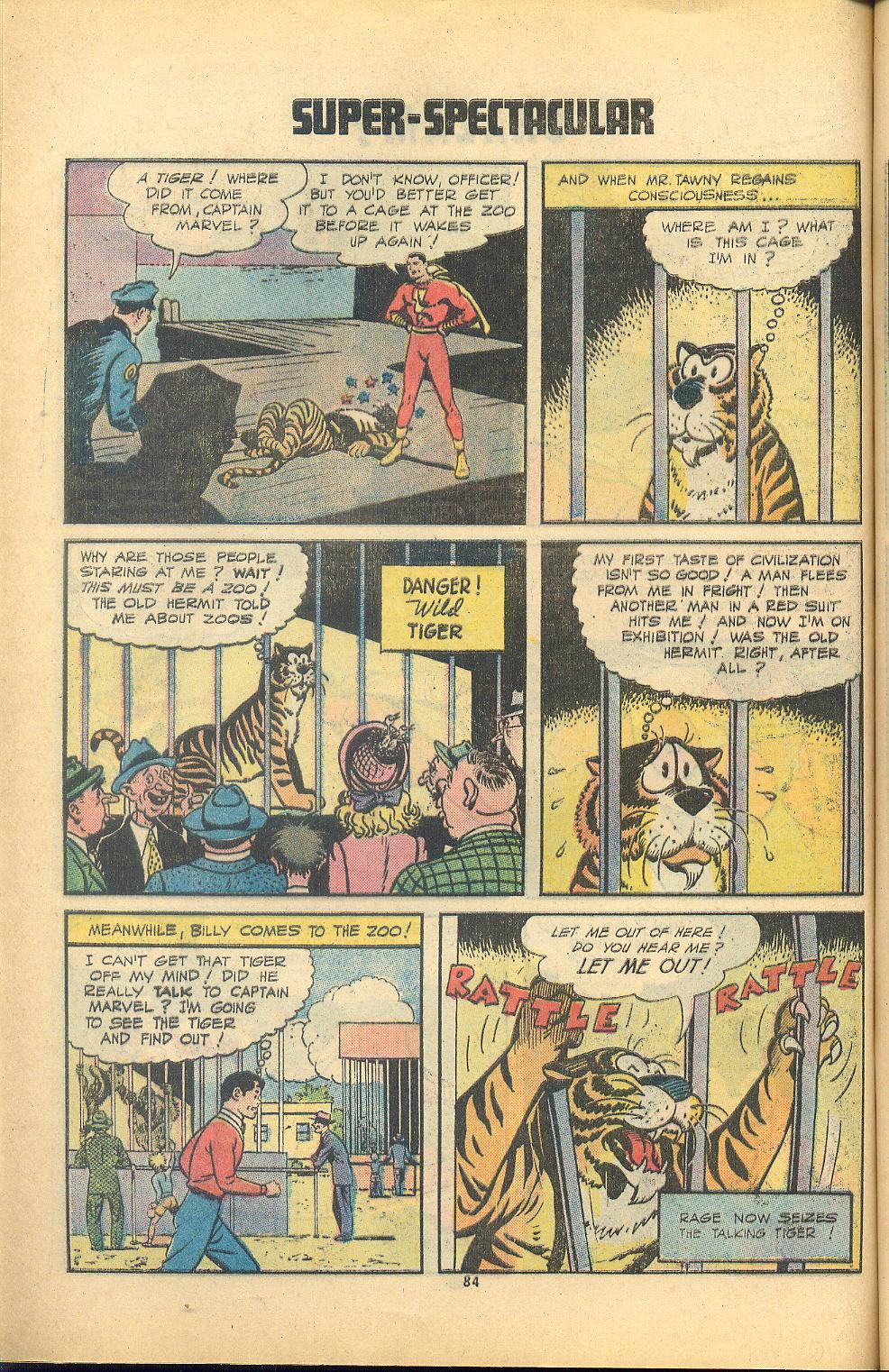 Read online Shazam! (1973) comic -  Issue #8 - 84