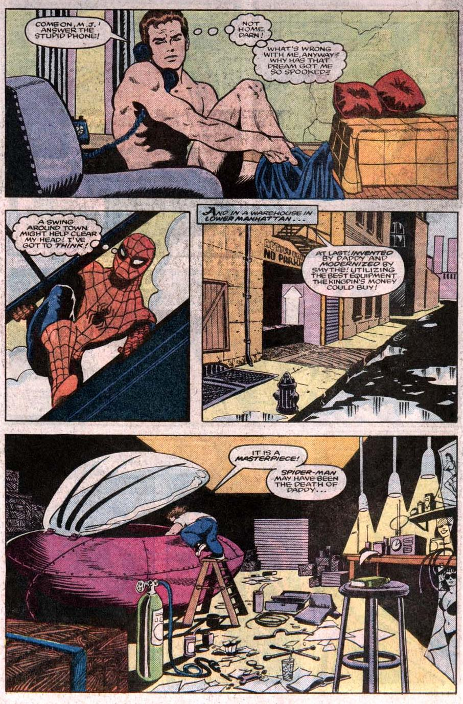 The Amazing Spider-Man (1963) _Annual_19 Page 10
