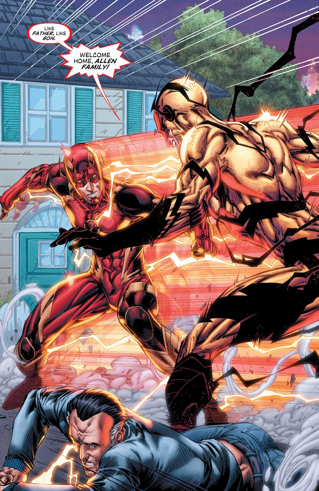 Read online The Flash (2011) comic -  Issue # _TPB 8 (Part 2) - 83