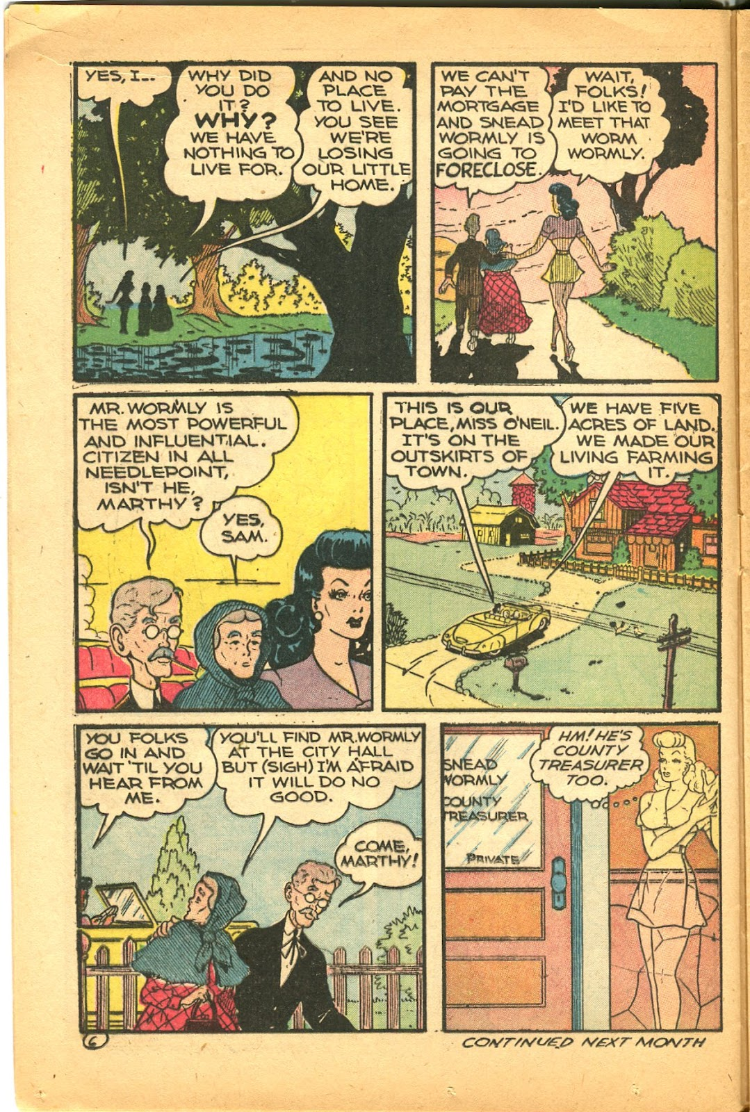Read online Famous Funnies comic -  Issue #119 - 16