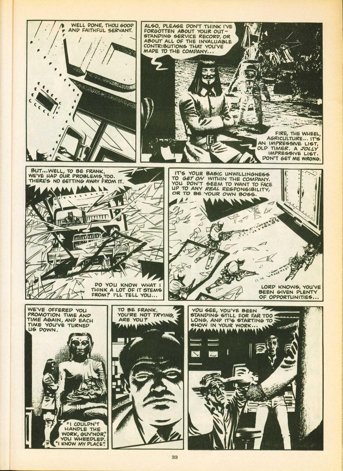 Warrior Issue #16 #17 - English 33