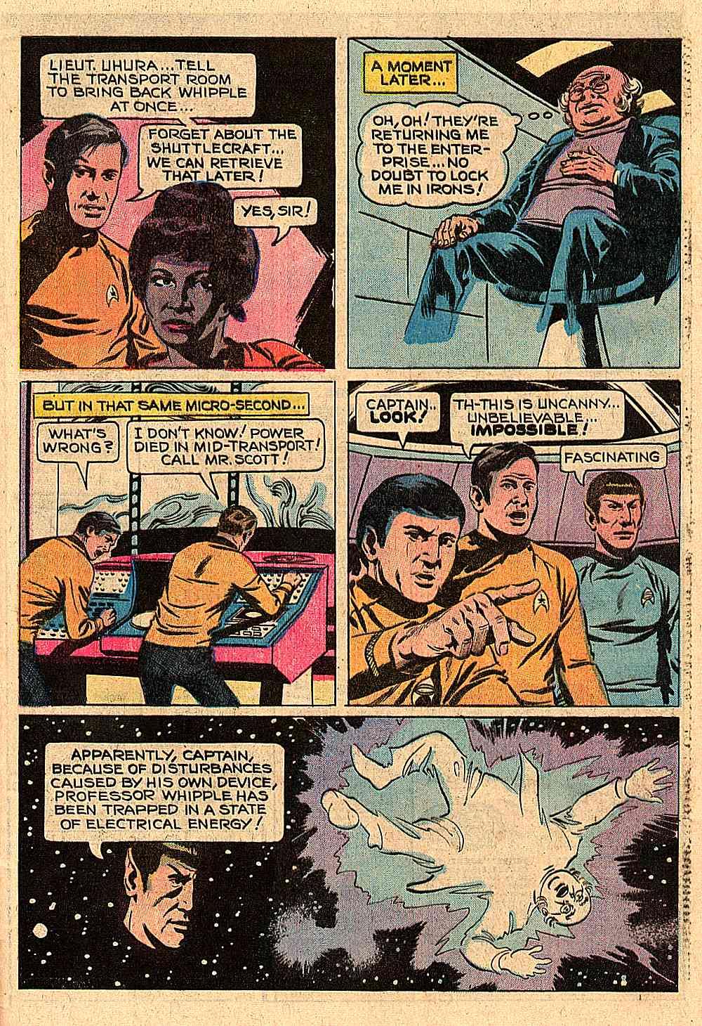 Star Trek (1967) issue 51 - Page 21