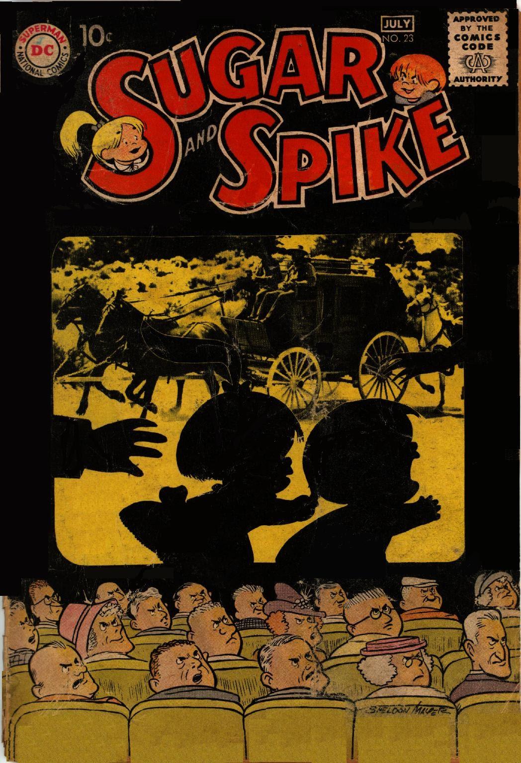 Sugar and Spike 23 Page 1
