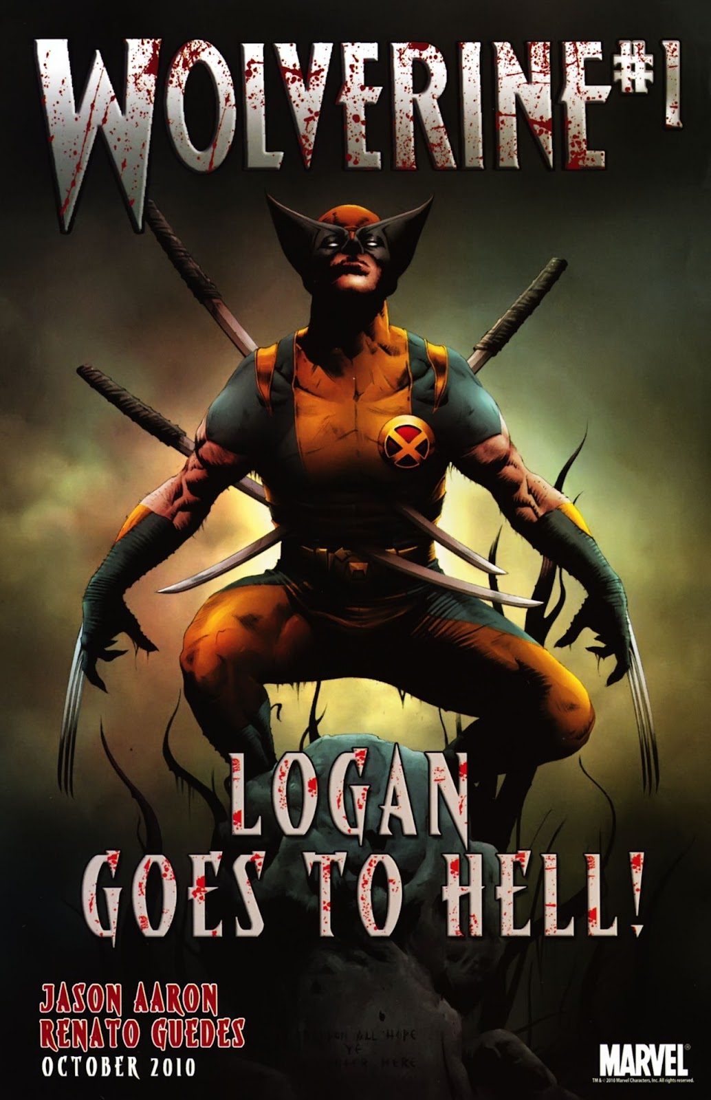 Read online Deadpool (2008) comic -  Issue #1000 - 2