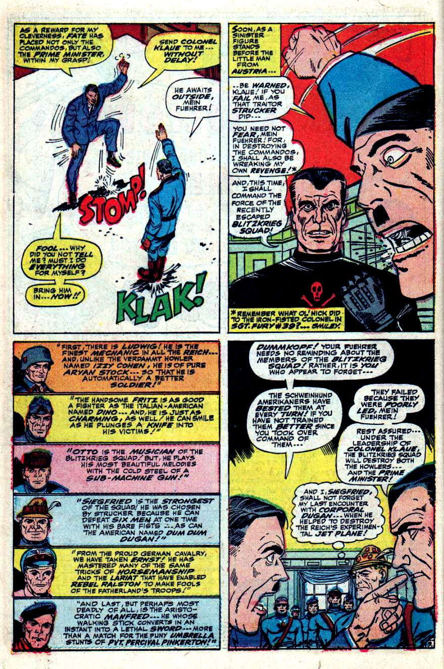 Read online Sgt. Fury comic -  Issue #41 - 14
