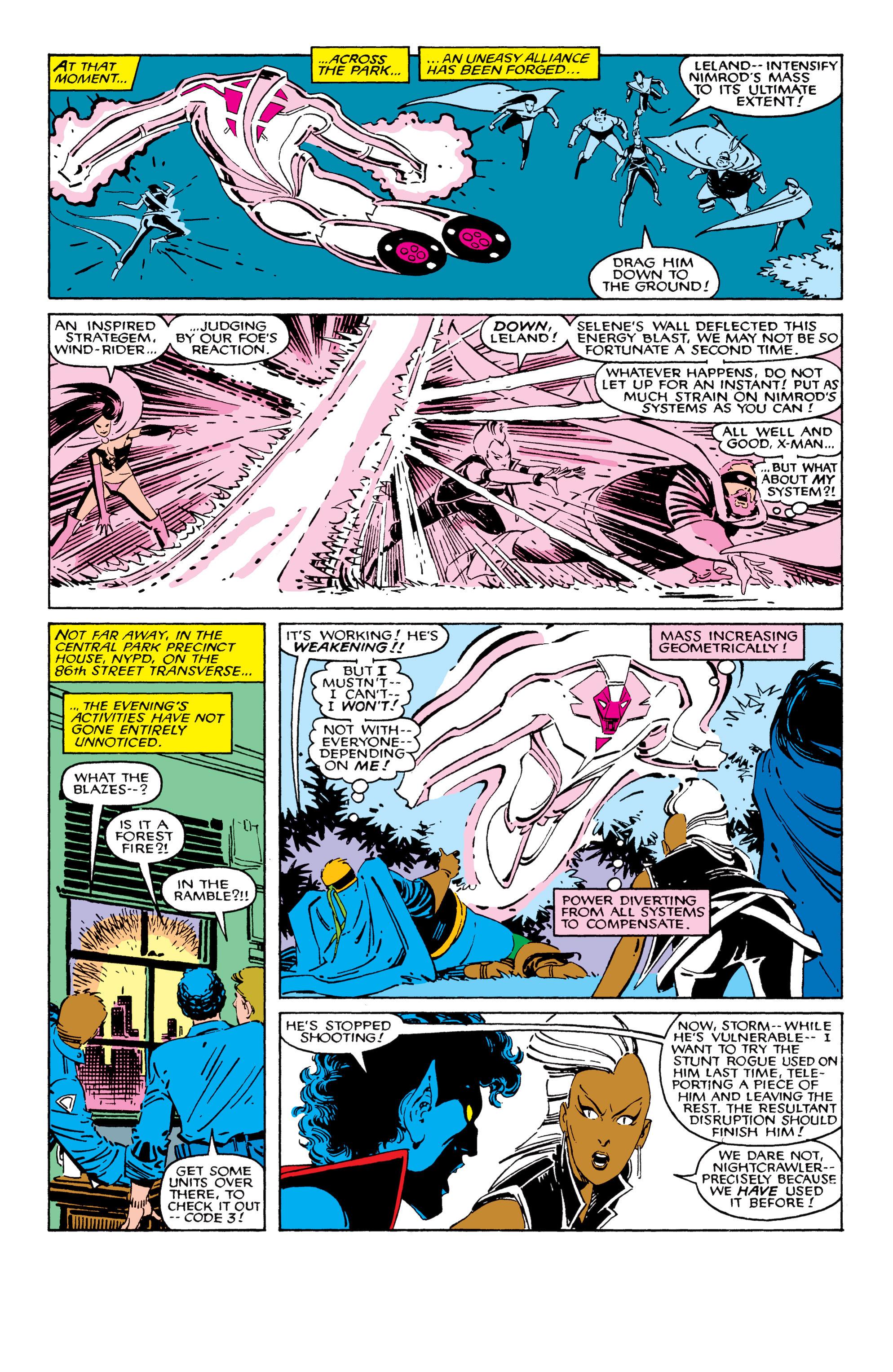 Read online Uncanny X-Men (1963) comic -  Issue #209 - 14