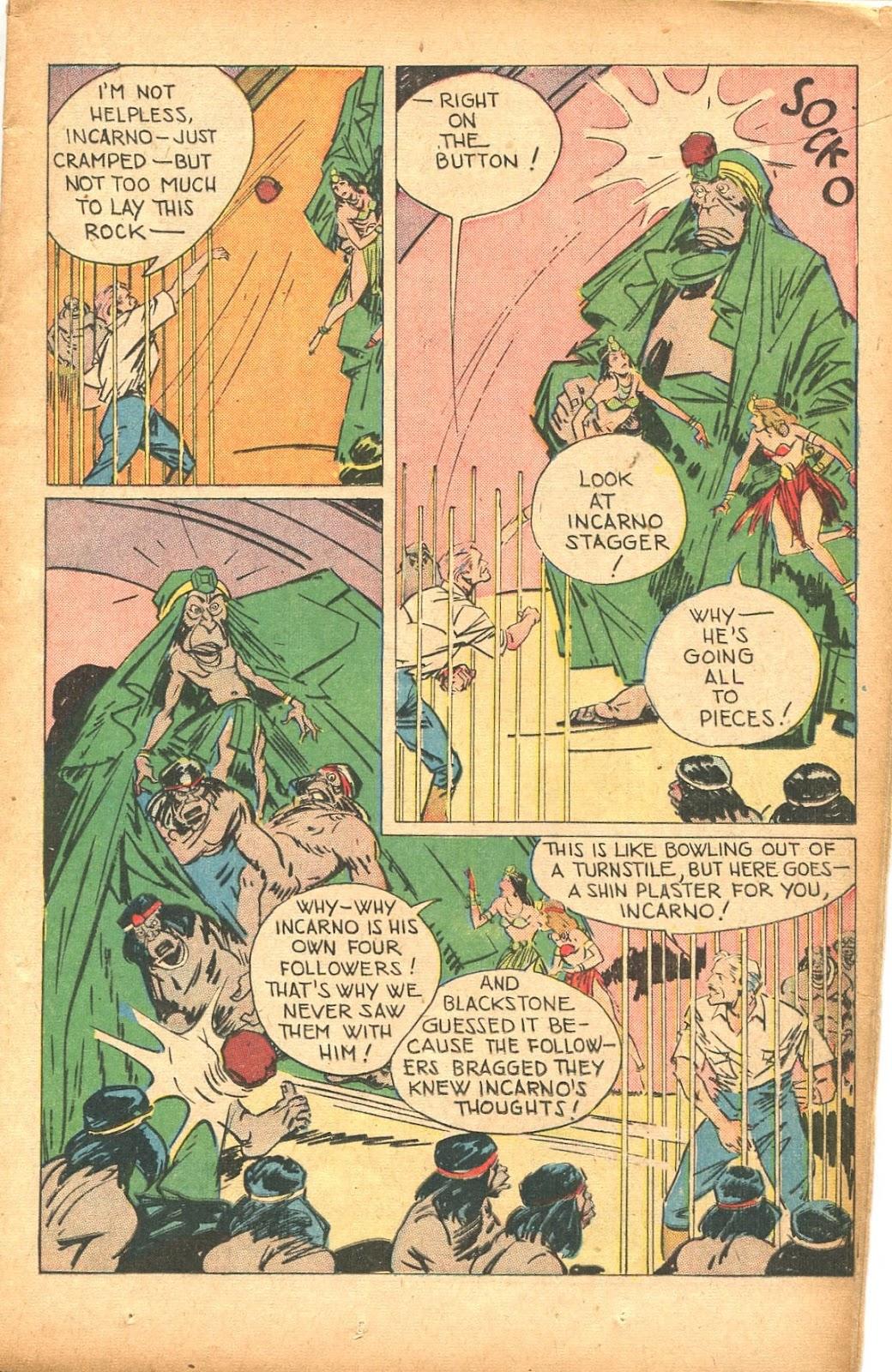 Read online Super-Magician Comics comic -  Issue #35 - 15