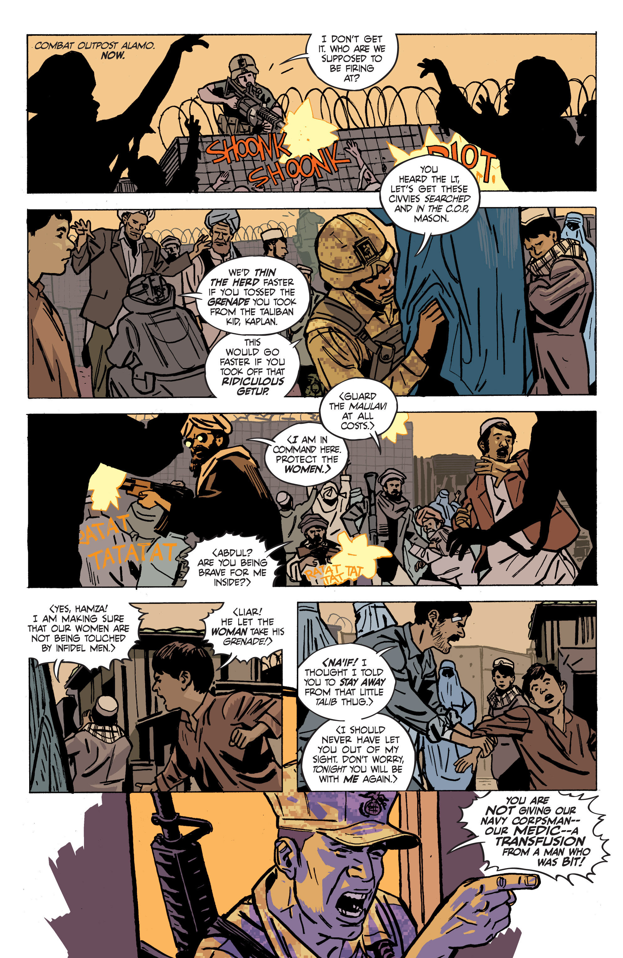 Read online Graveyard of Empires comic -  Issue # TPB - 69