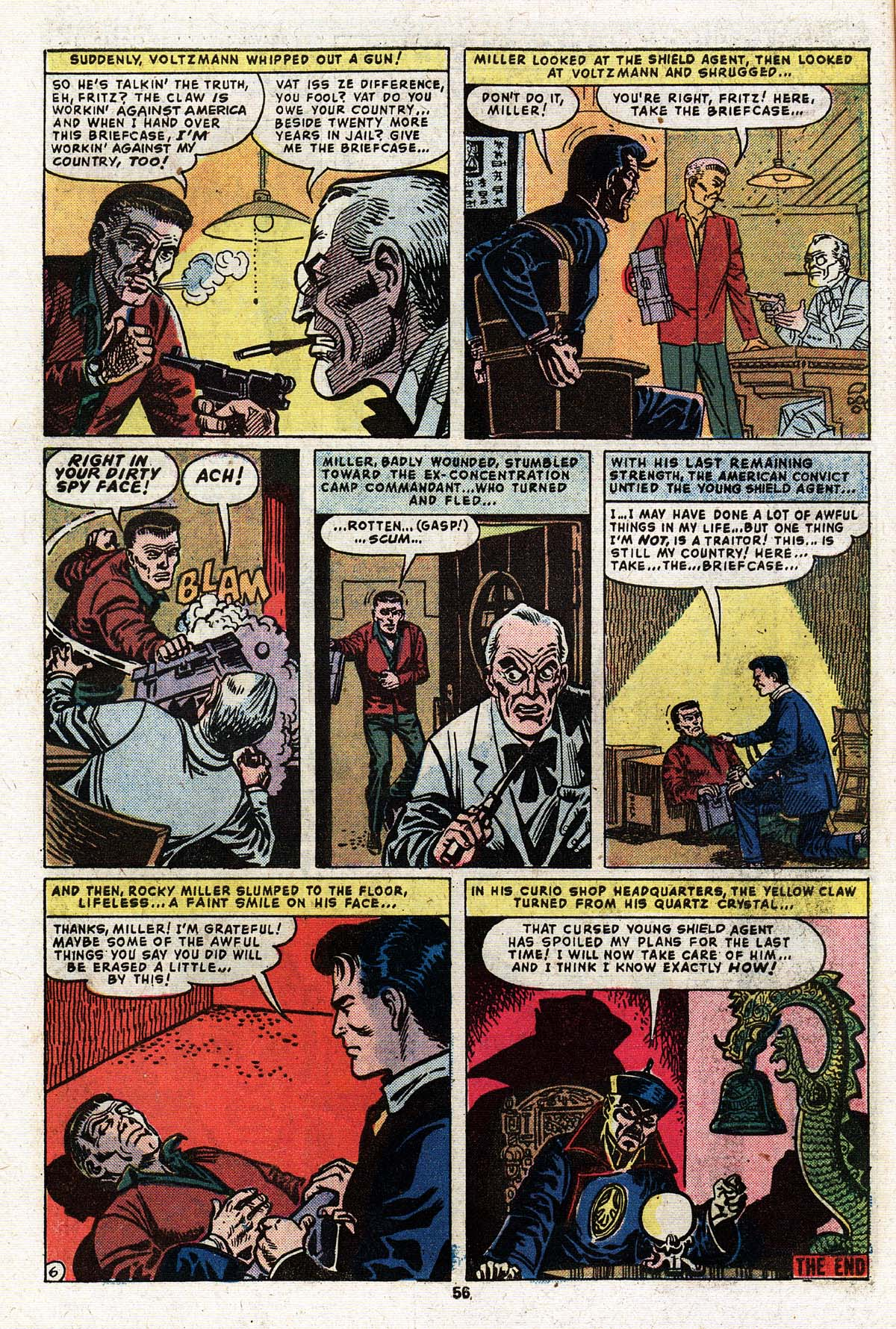 Read online Giant-Size Master of Kung Fu comic -  Issue #2 - 49
