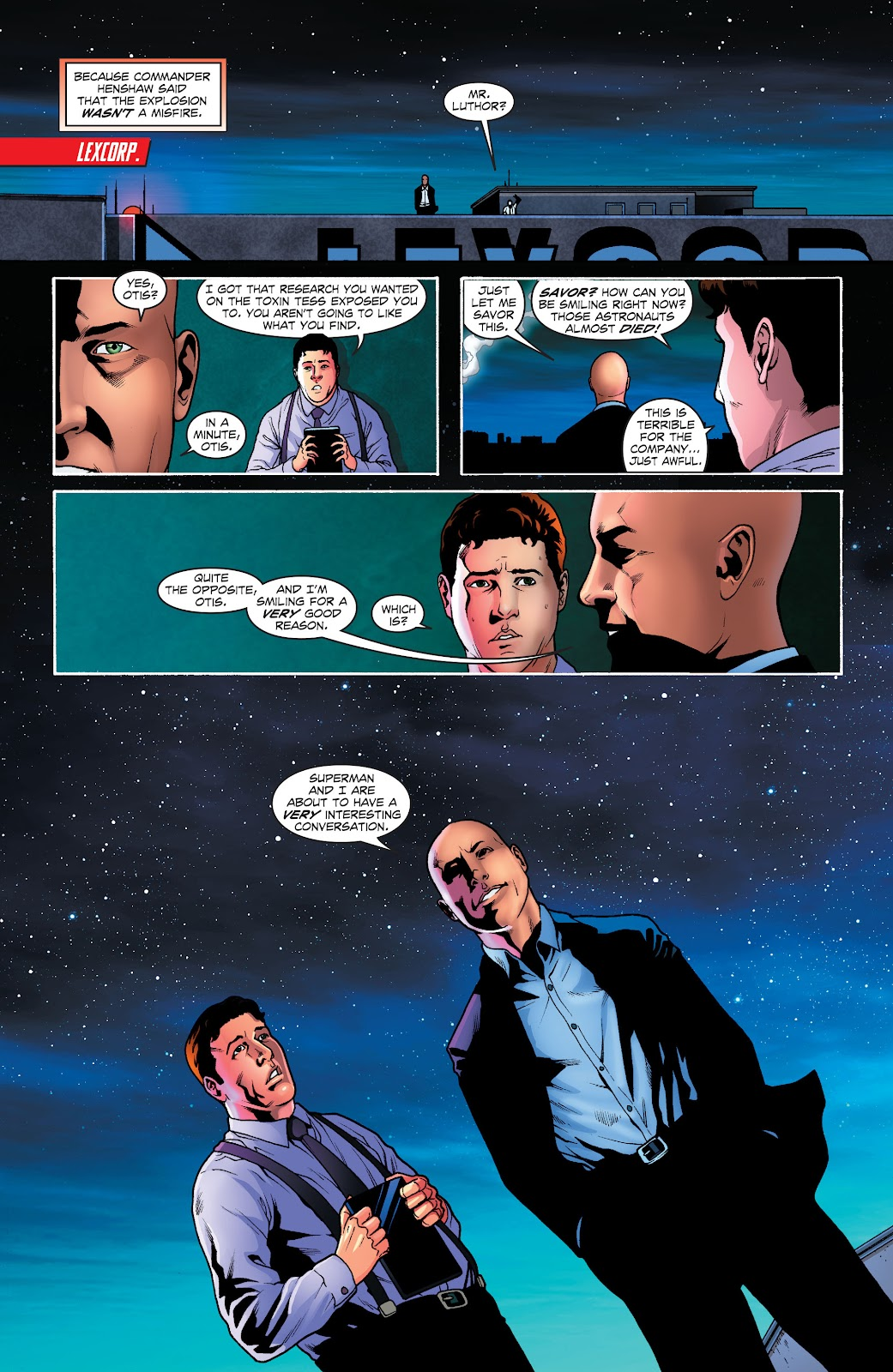 Read online Smallville Season 11 [II] comic -  Issue # TPB 1 - 68