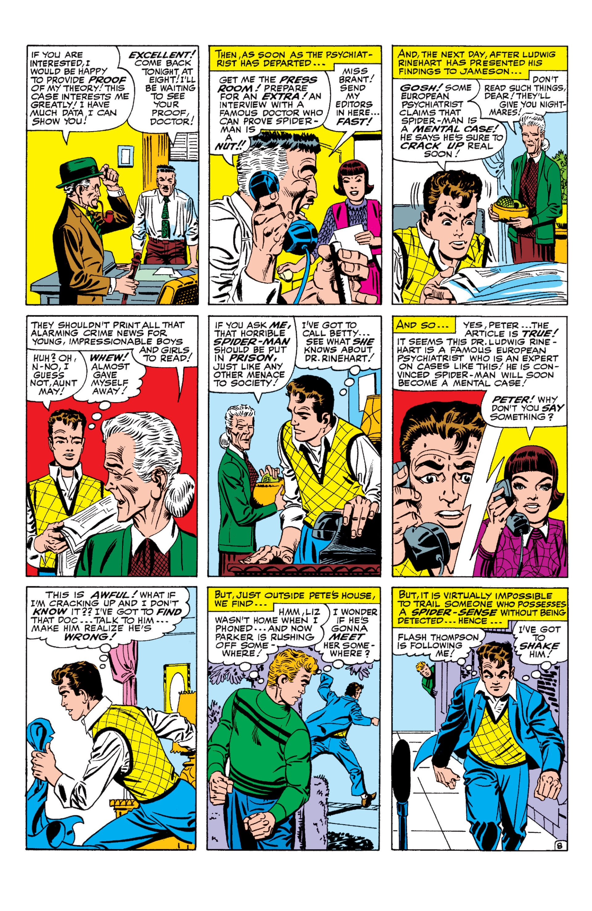 The Amazing Spider-Man (1963) 24 Page 8