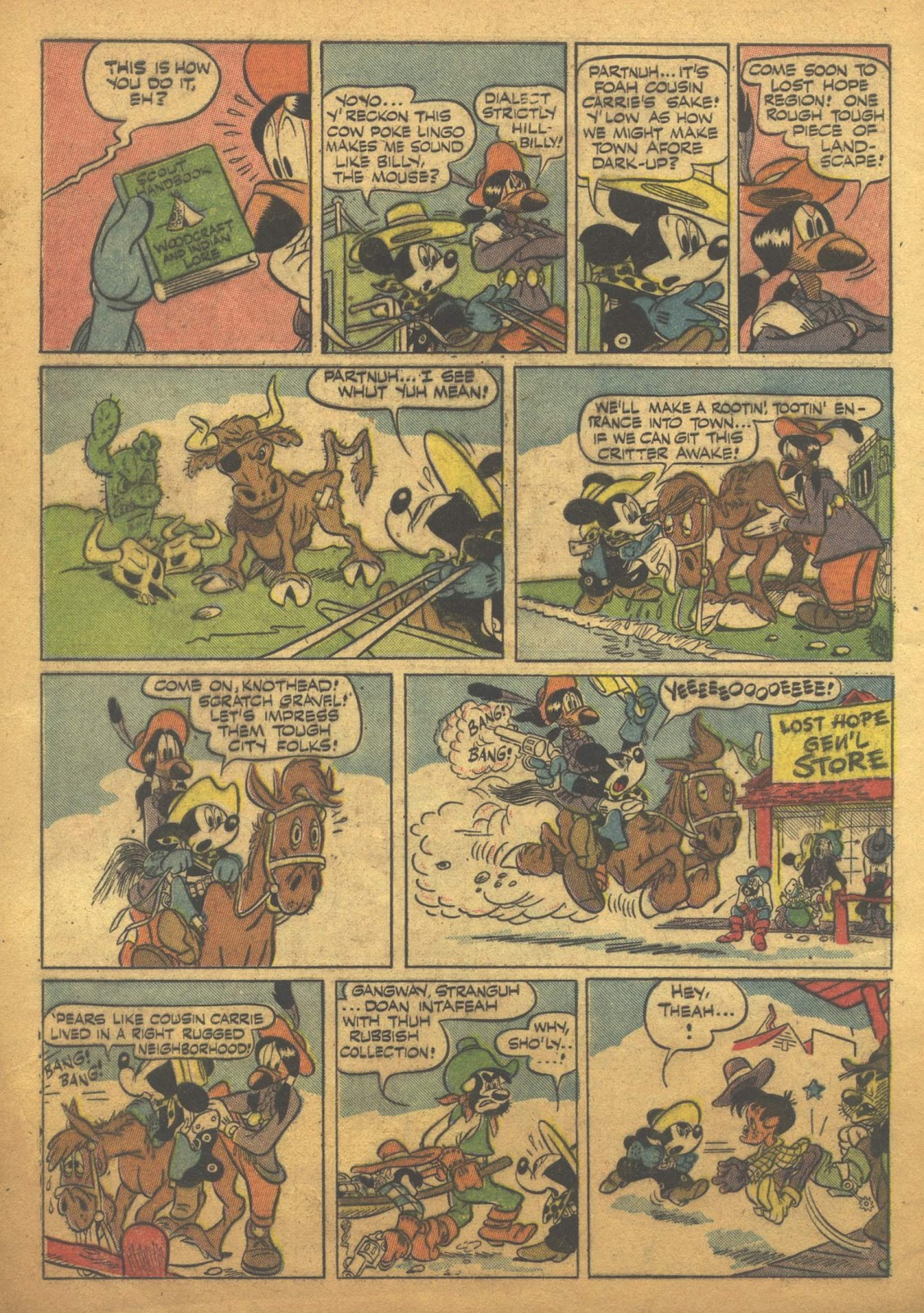 Walt Disney's Comics and Stories issue 63 - Page 48