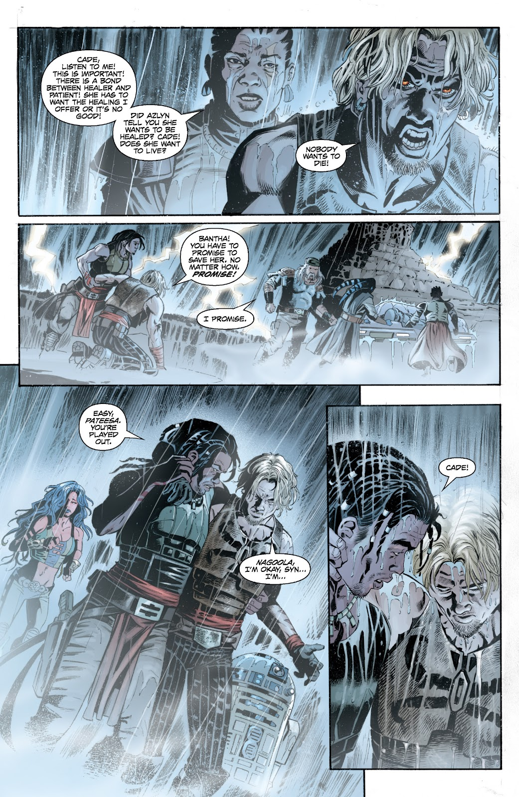 Read online Star Wars Legends: Legacy - Epic Collection comic -  Issue # TPB 2 (Part 4) - 49