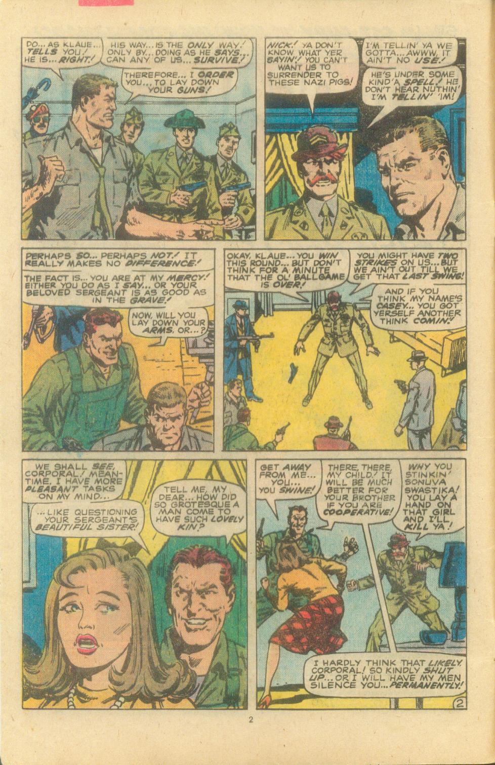 Read online Sgt. Fury comic -  Issue #163 - 4