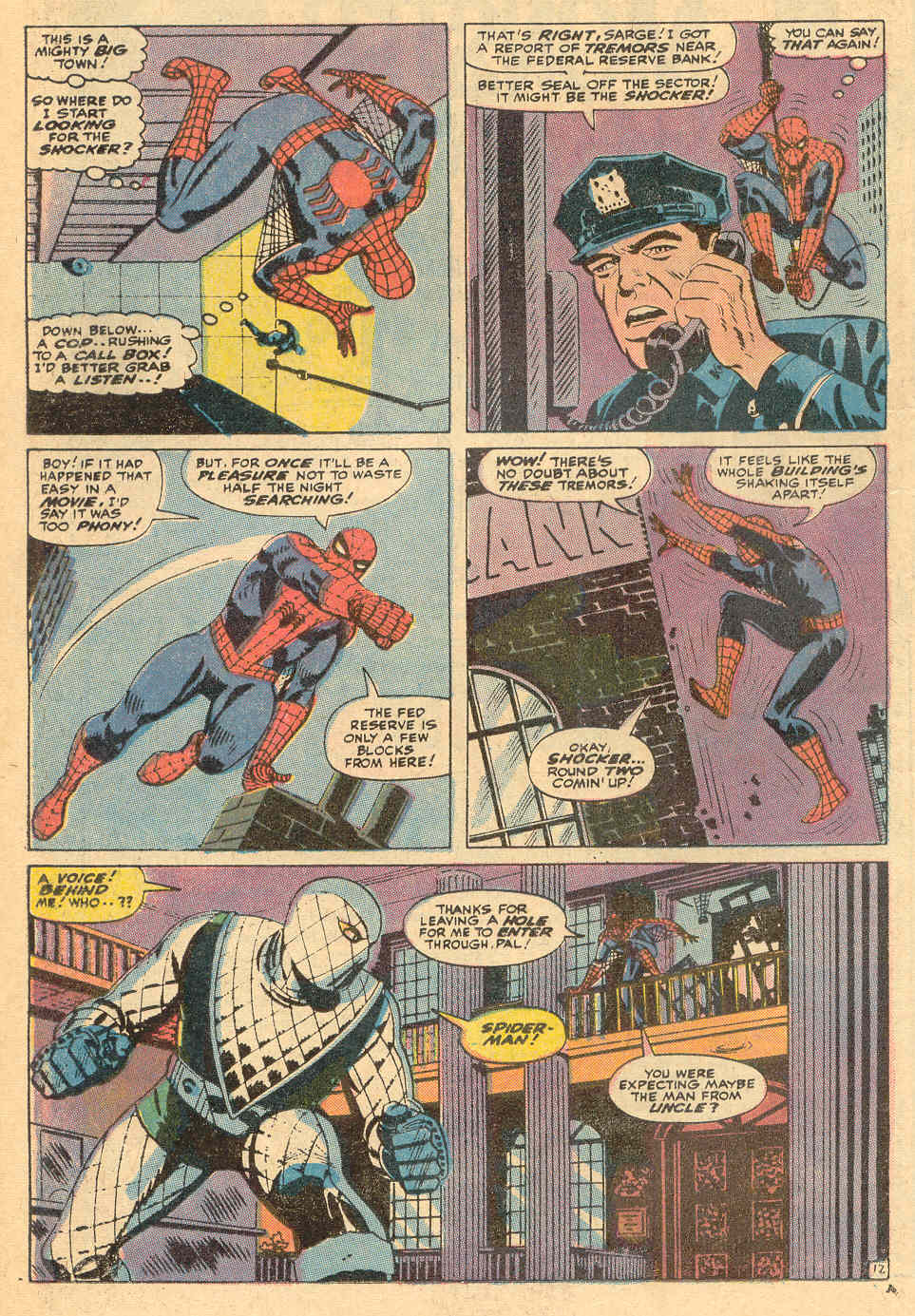 The Amazing Spider-Man (1963) _Annual_8 Page 12