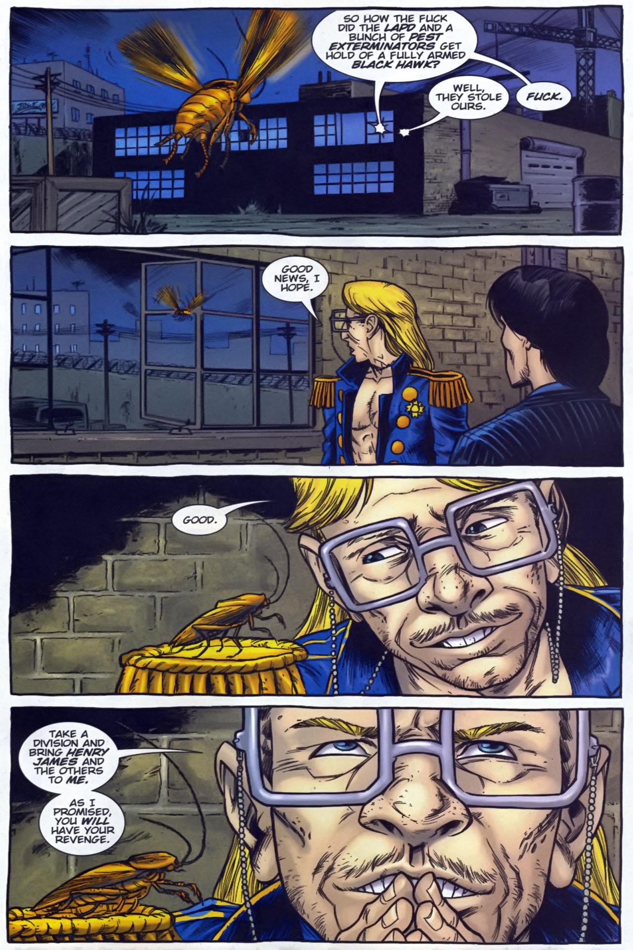 Read online The Exterminators comic -  Issue #29 - 22