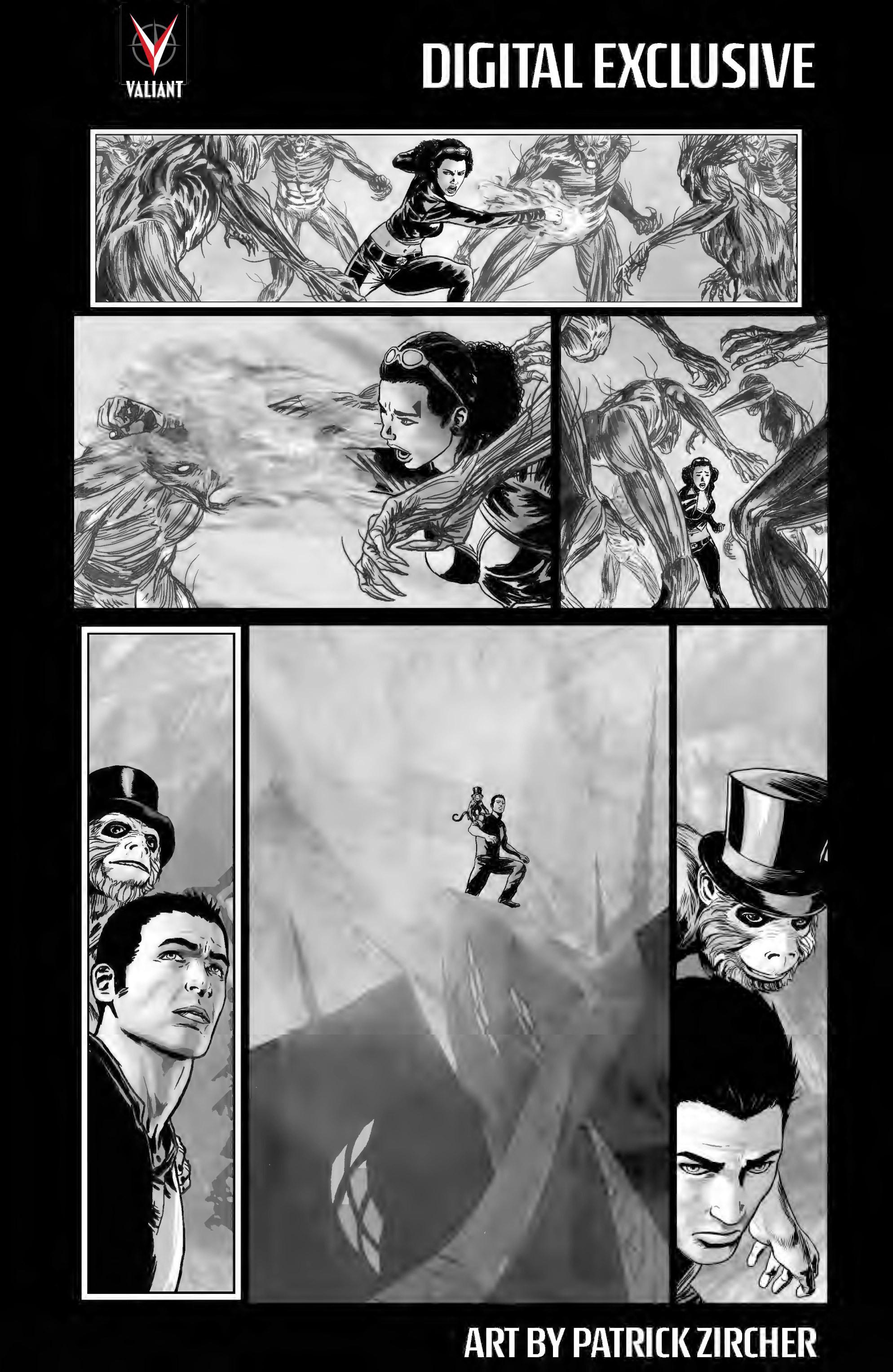 Read online Shadowman (2012) comic -  Issue #3 - 27