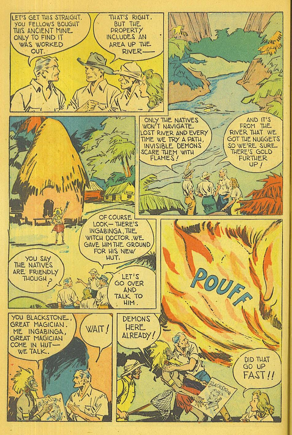 Read online Super-Magician Comics comic -  Issue #39 - 7
