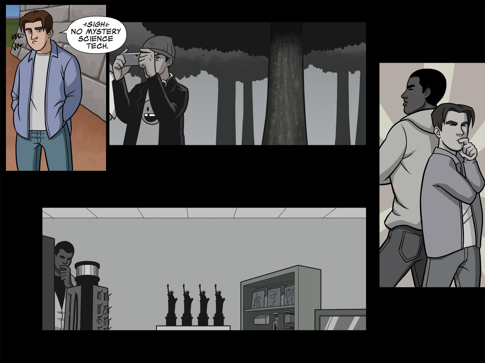 Read online Ultimate Spider-Man (Infinite Comics) (2015) comic -  Issue #7 - 10