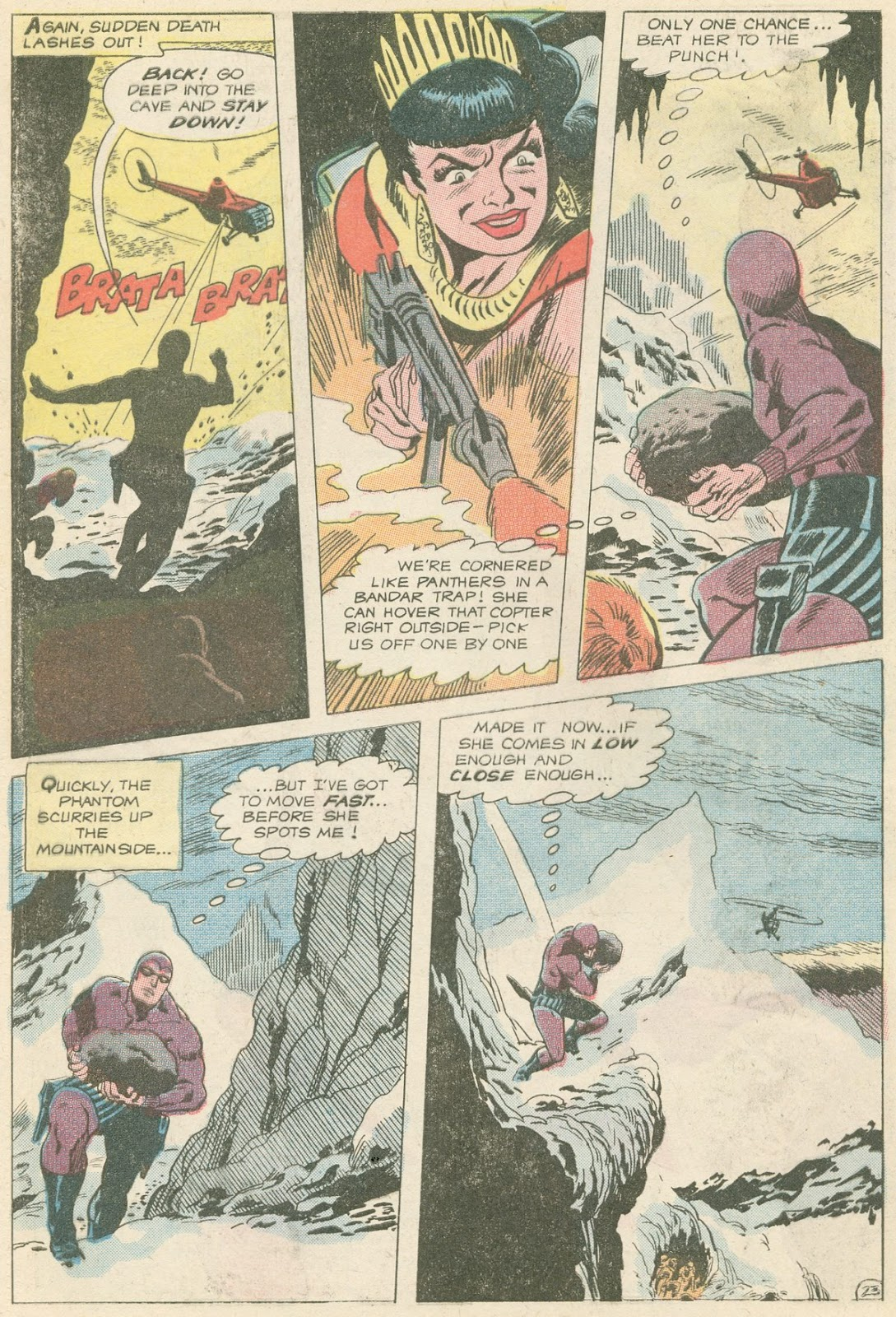 The Phantom (1969) issue 31 - Page 27