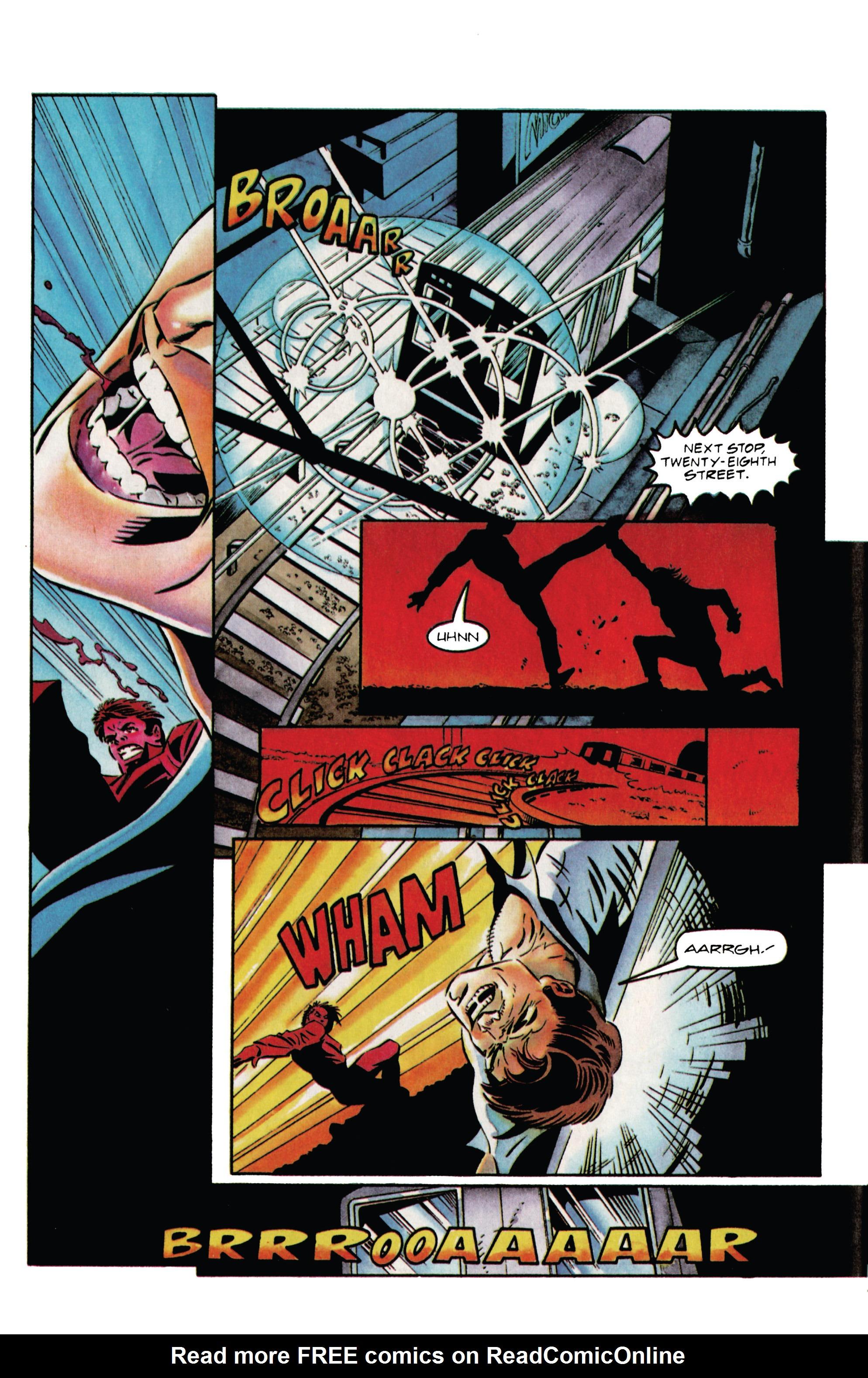 Read online Eternal Warrior (1992) comic -  Issue #34 - 19
