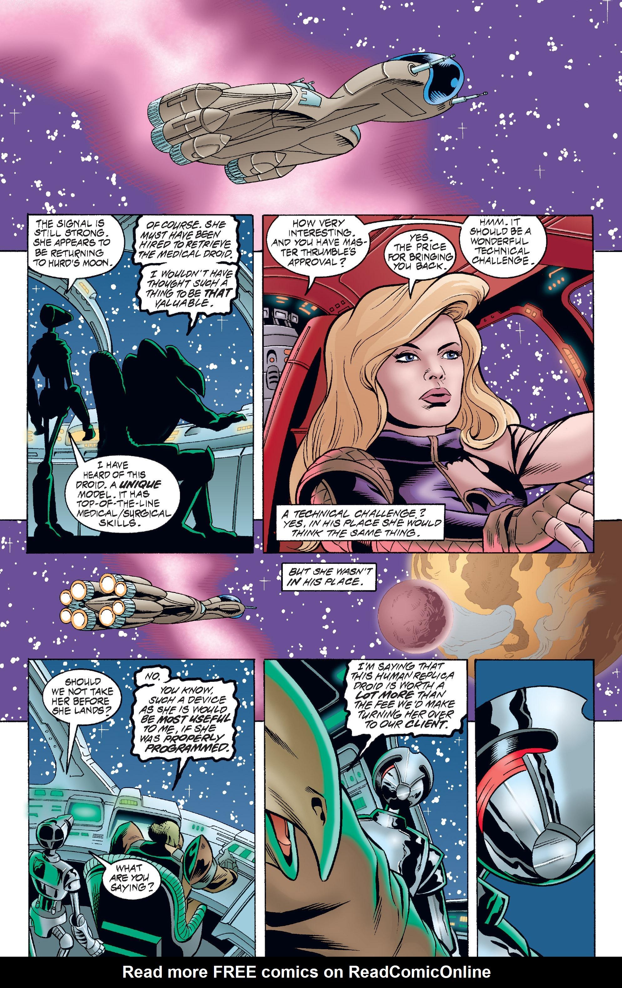 Read online Star Wars Omnibus comic -  Issue # Vol. 11 - 351