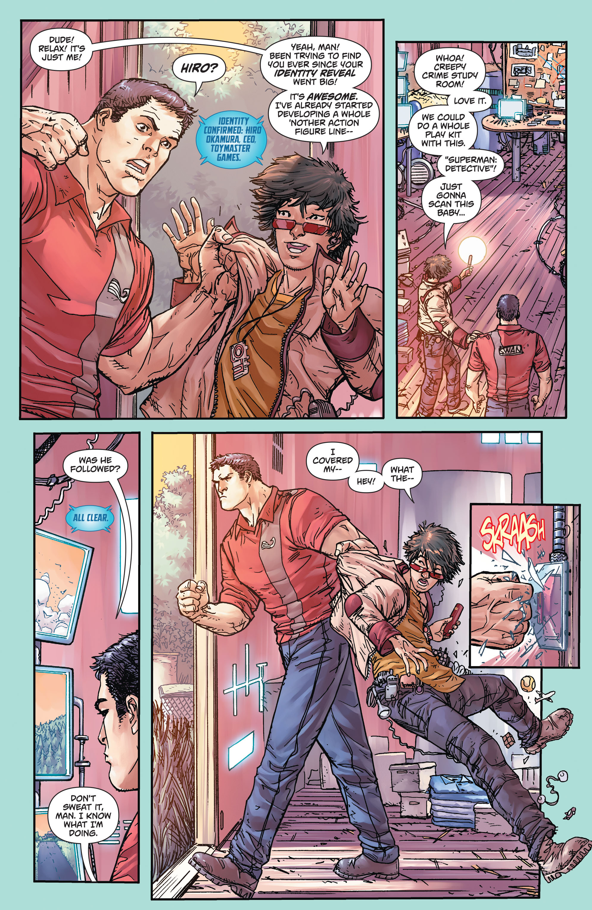 Read online Action Comics (2011) comic -  Issue #45 - 11