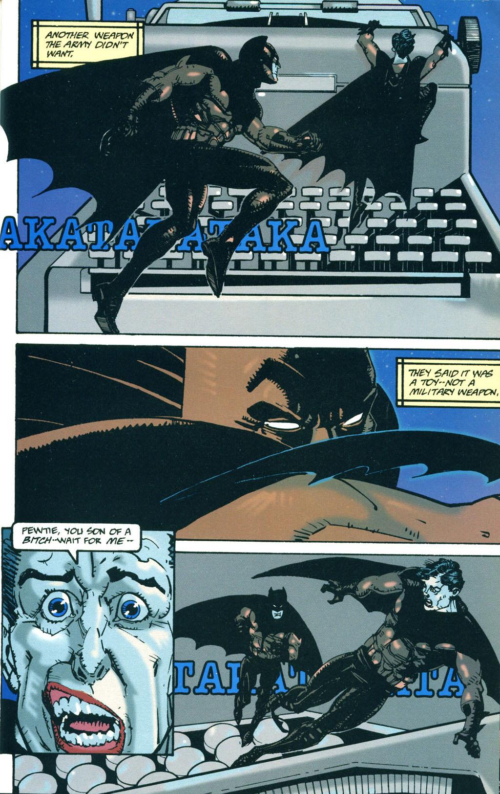 Read online Batman: Dark Allegiances comic -  Issue # Full - 61